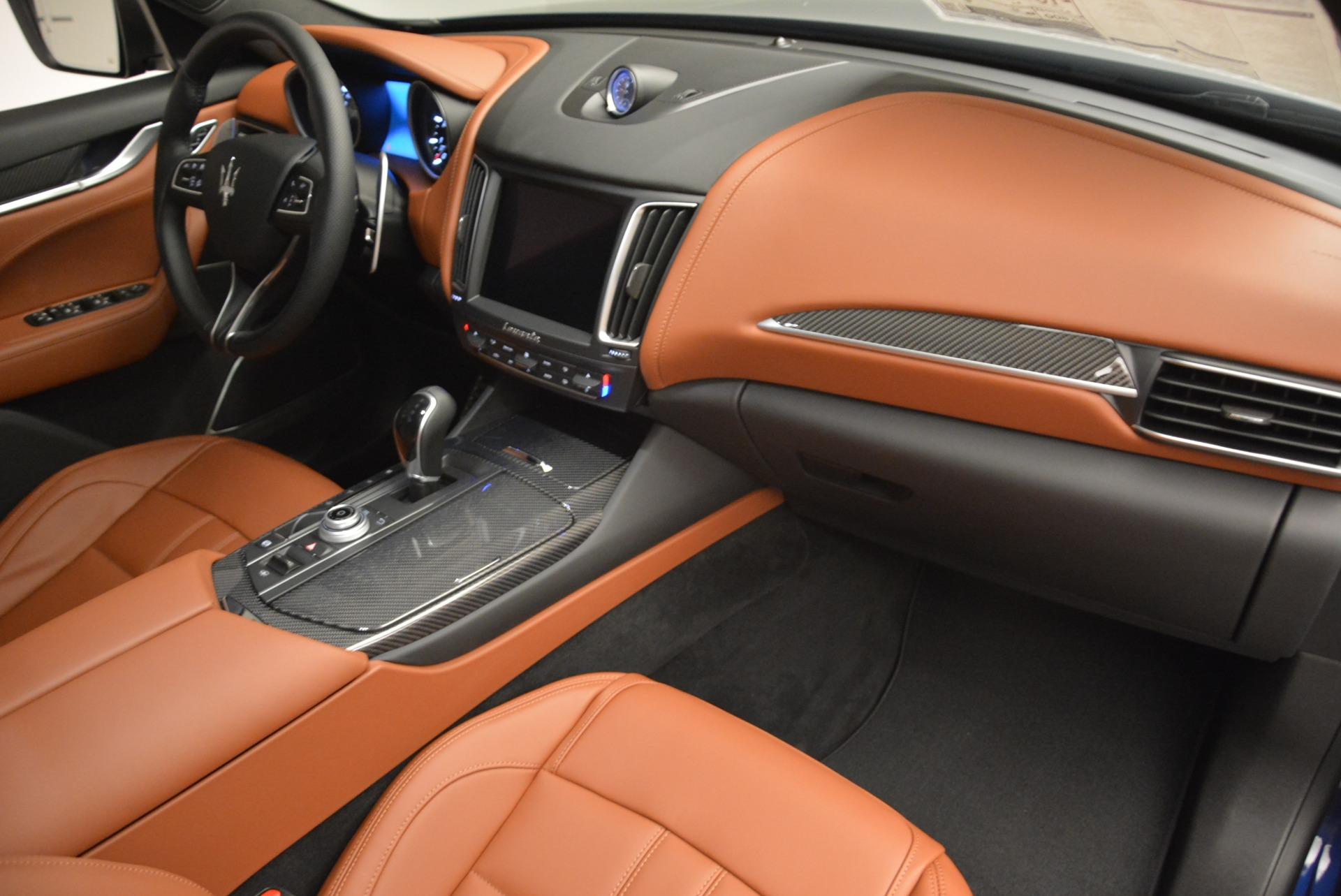 New 2018 Maserati Levante Q4 GranSport For Sale In Greenwich, CT 2110_p23