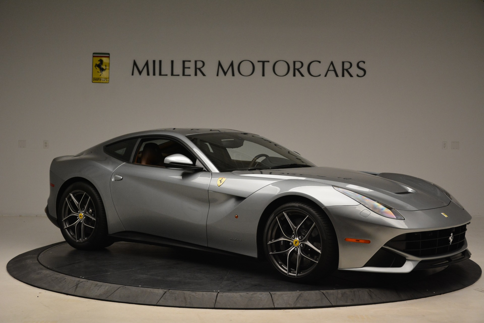 Used 2017 Ferrari F12 Berlinetta  For Sale In Greenwich, CT 2111_p10