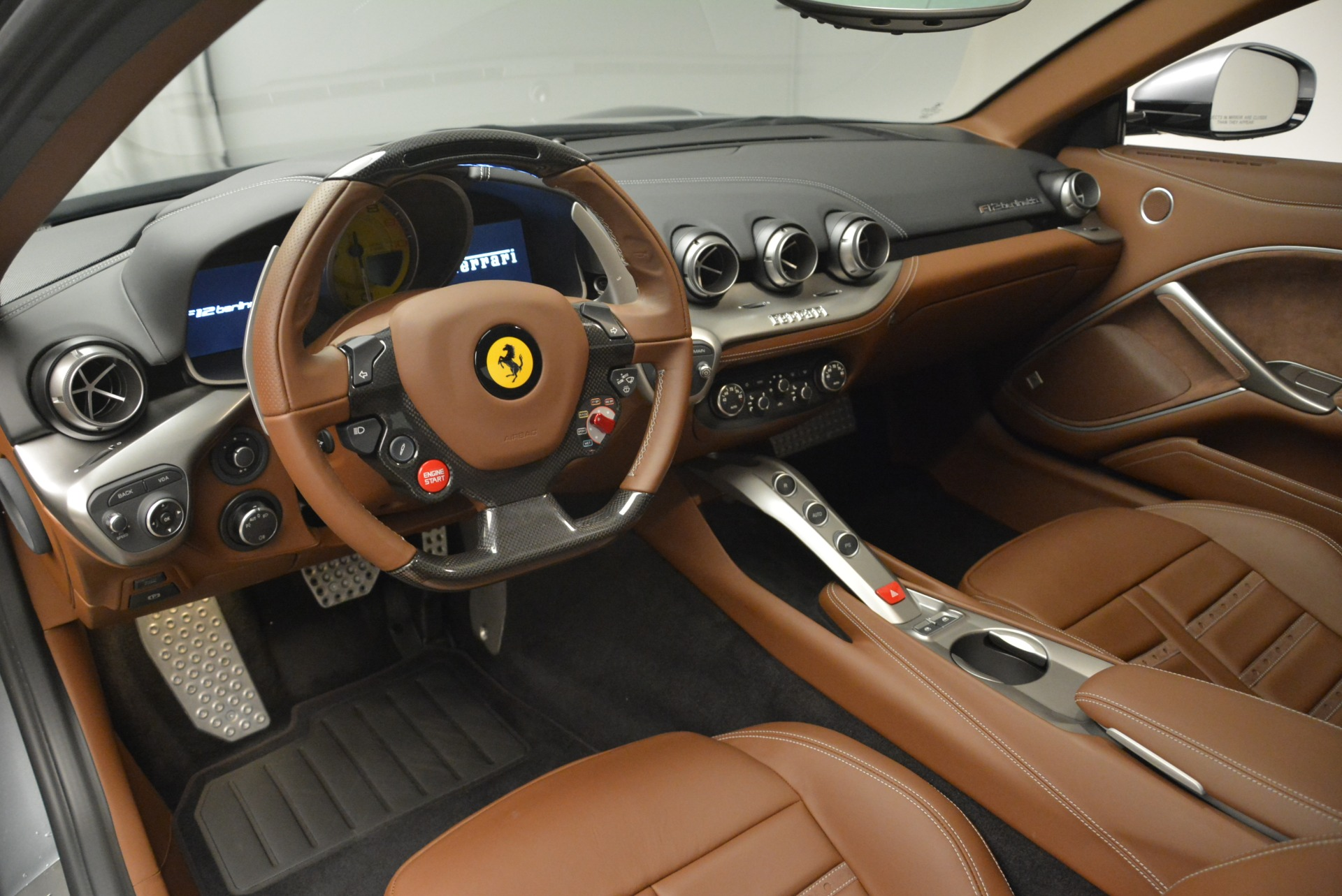 Used 2017 Ferrari F12 Berlinetta  For Sale In Greenwich, CT 2111_p13