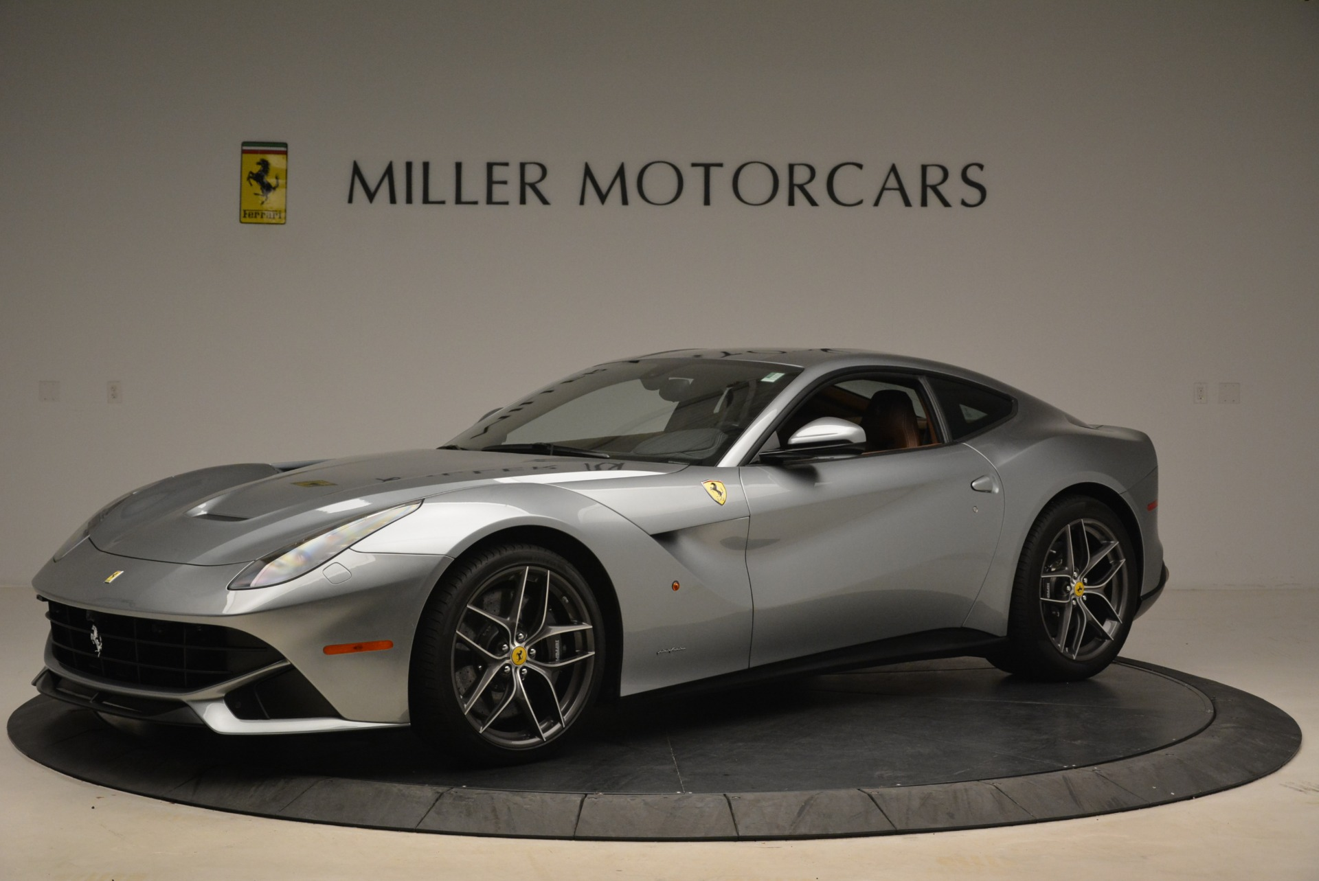 Used 2017 Ferrari F12 Berlinetta  For Sale In Greenwich, CT 2111_p2