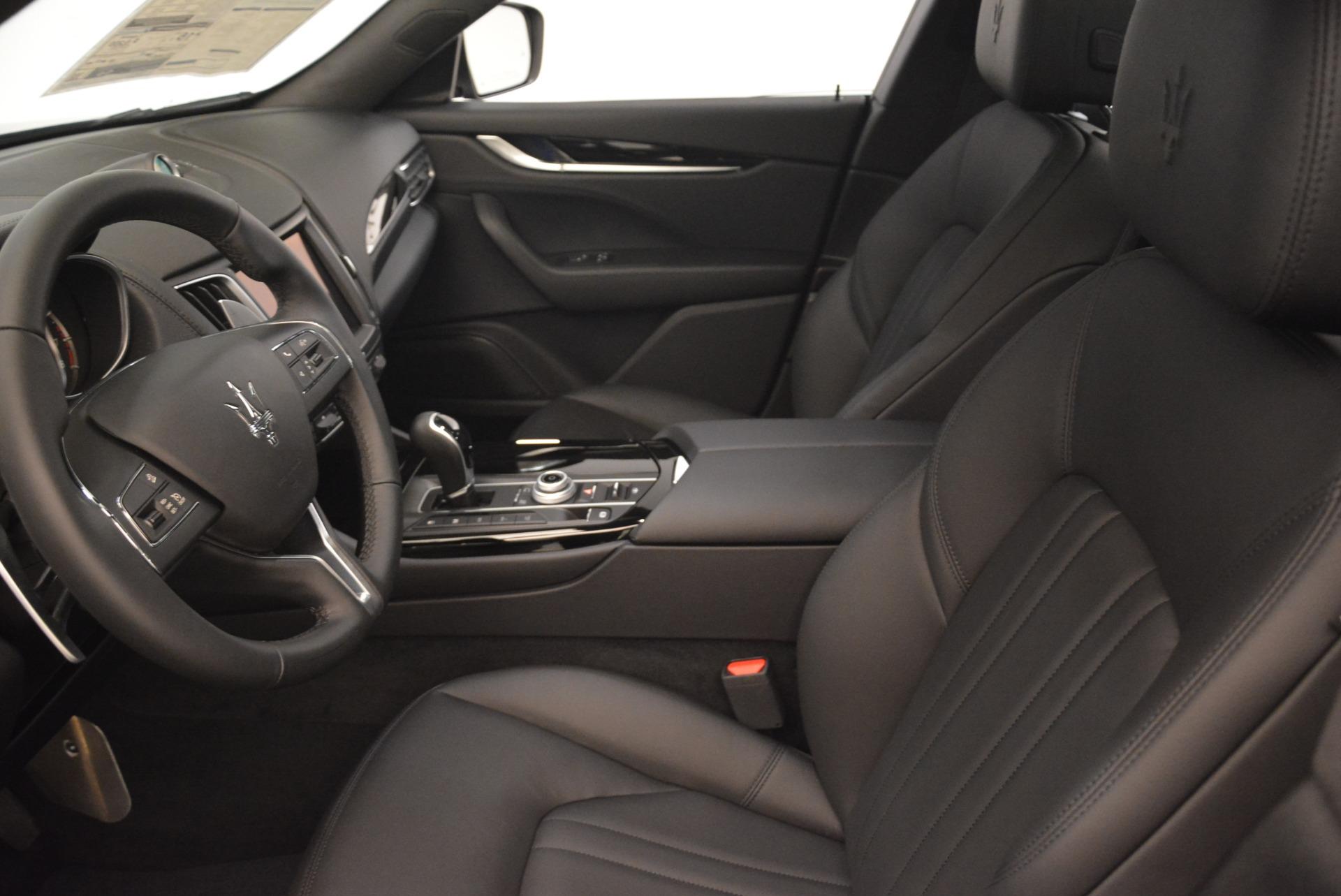 New 2018 Maserati Levante Q4 For Sale In Greenwich, CT 2113_p13