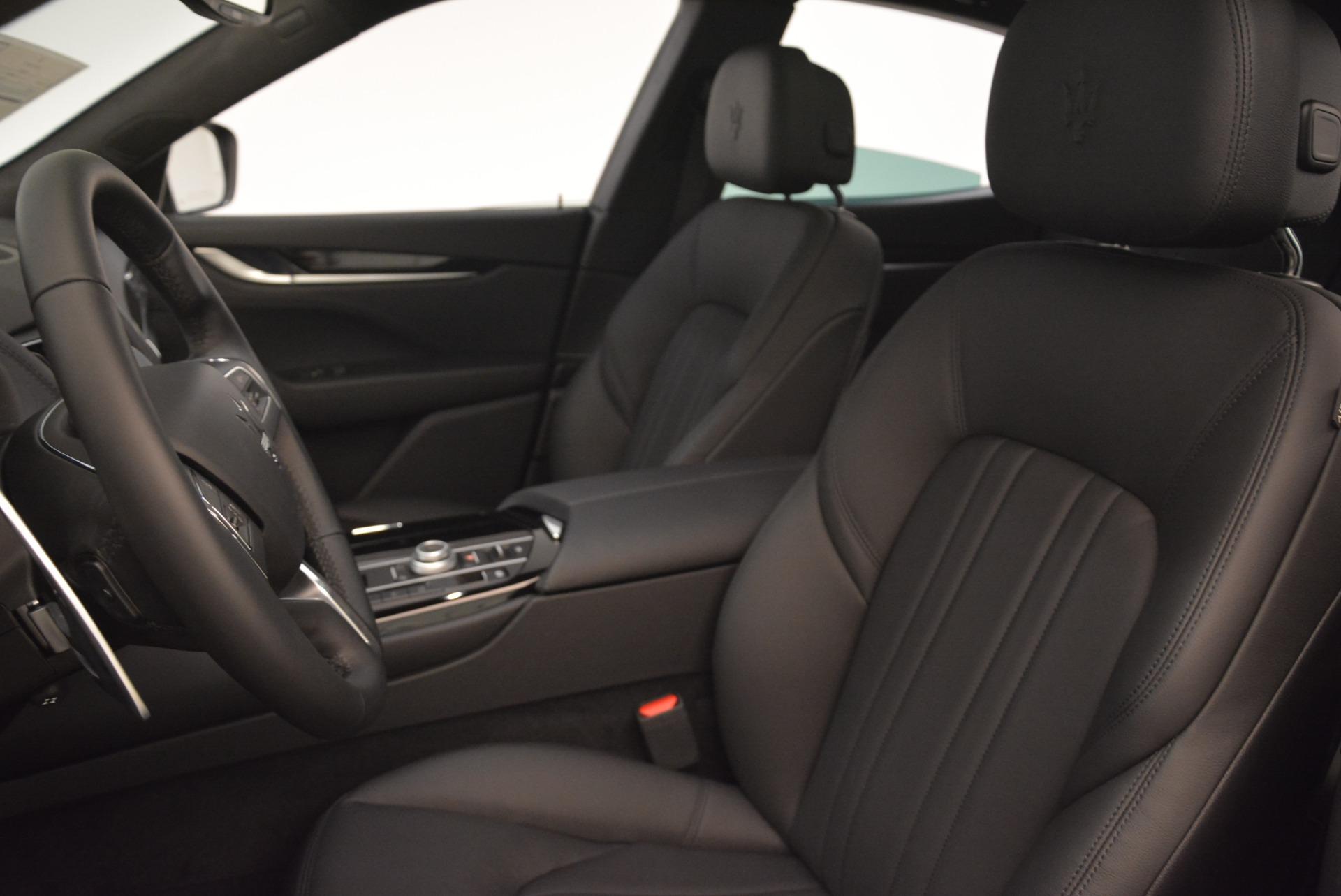 New 2018 Maserati Levante Q4 For Sale In Greenwich, CT 2113_p14