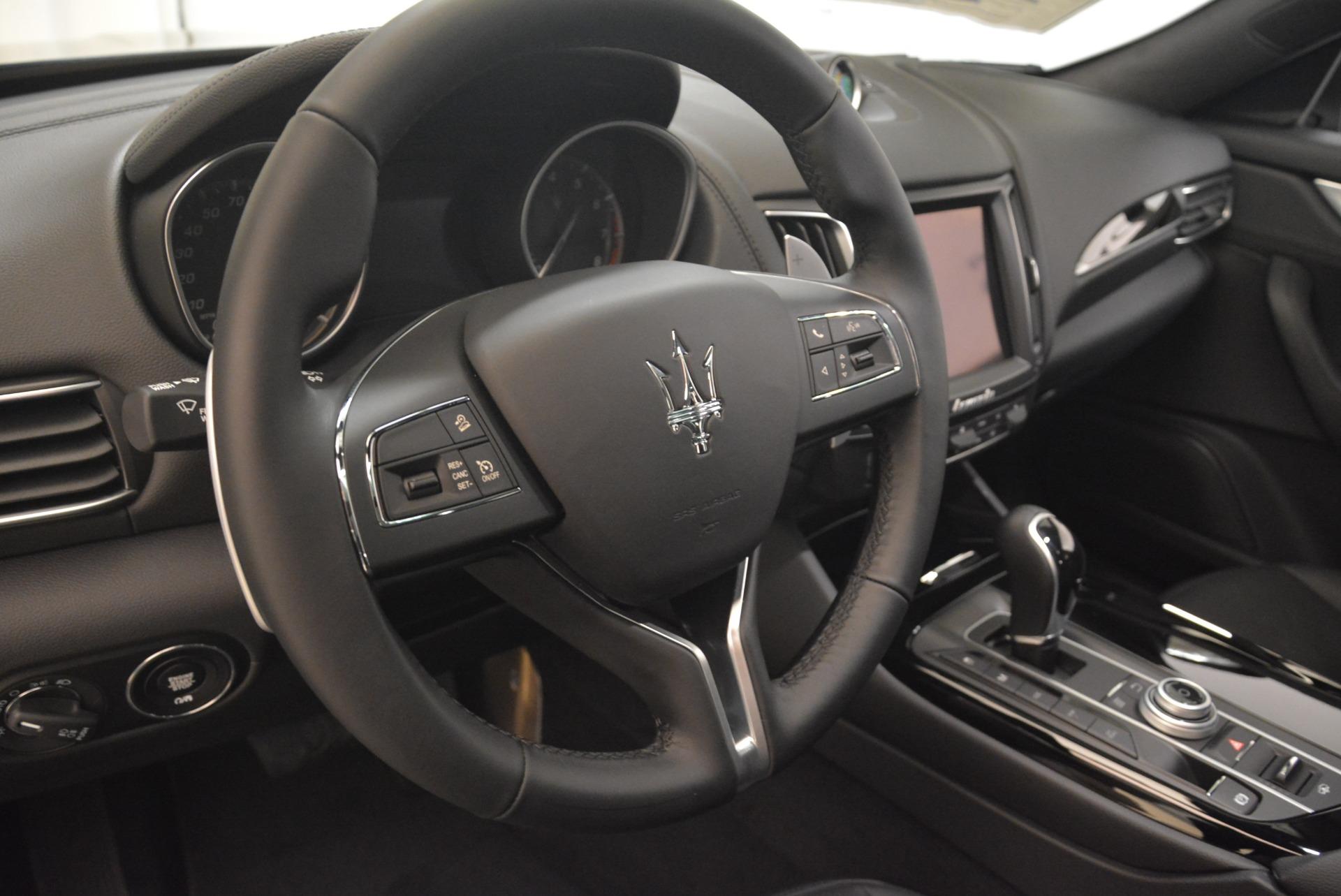 New 2018 Maserati Levante Q4 For Sale In Greenwich, CT 2113_p15