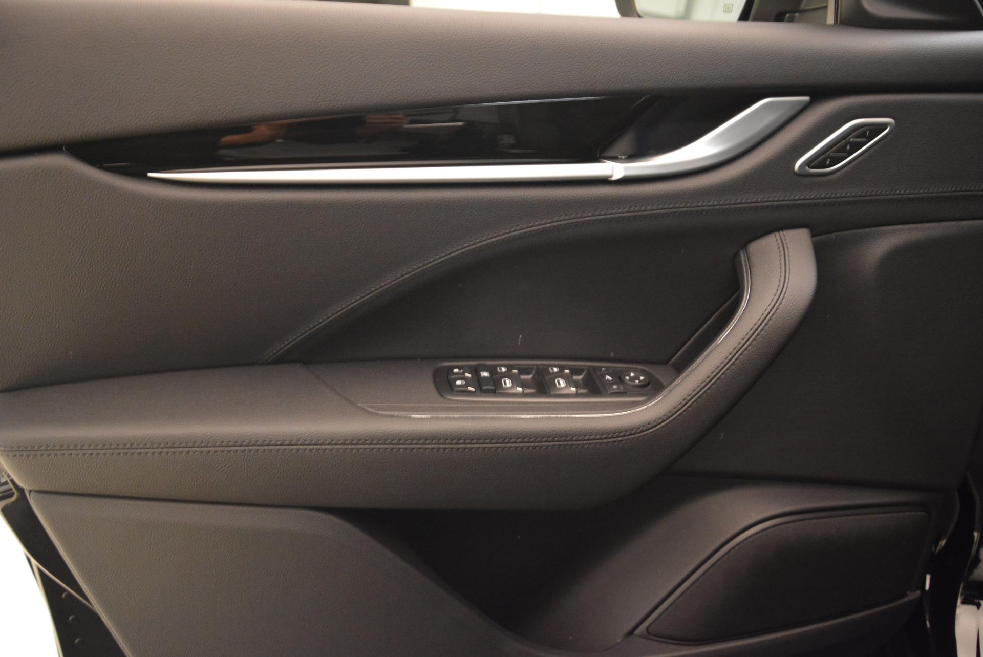 New 2018 Maserati Levante Q4 For Sale In Greenwich, CT 2113_p16