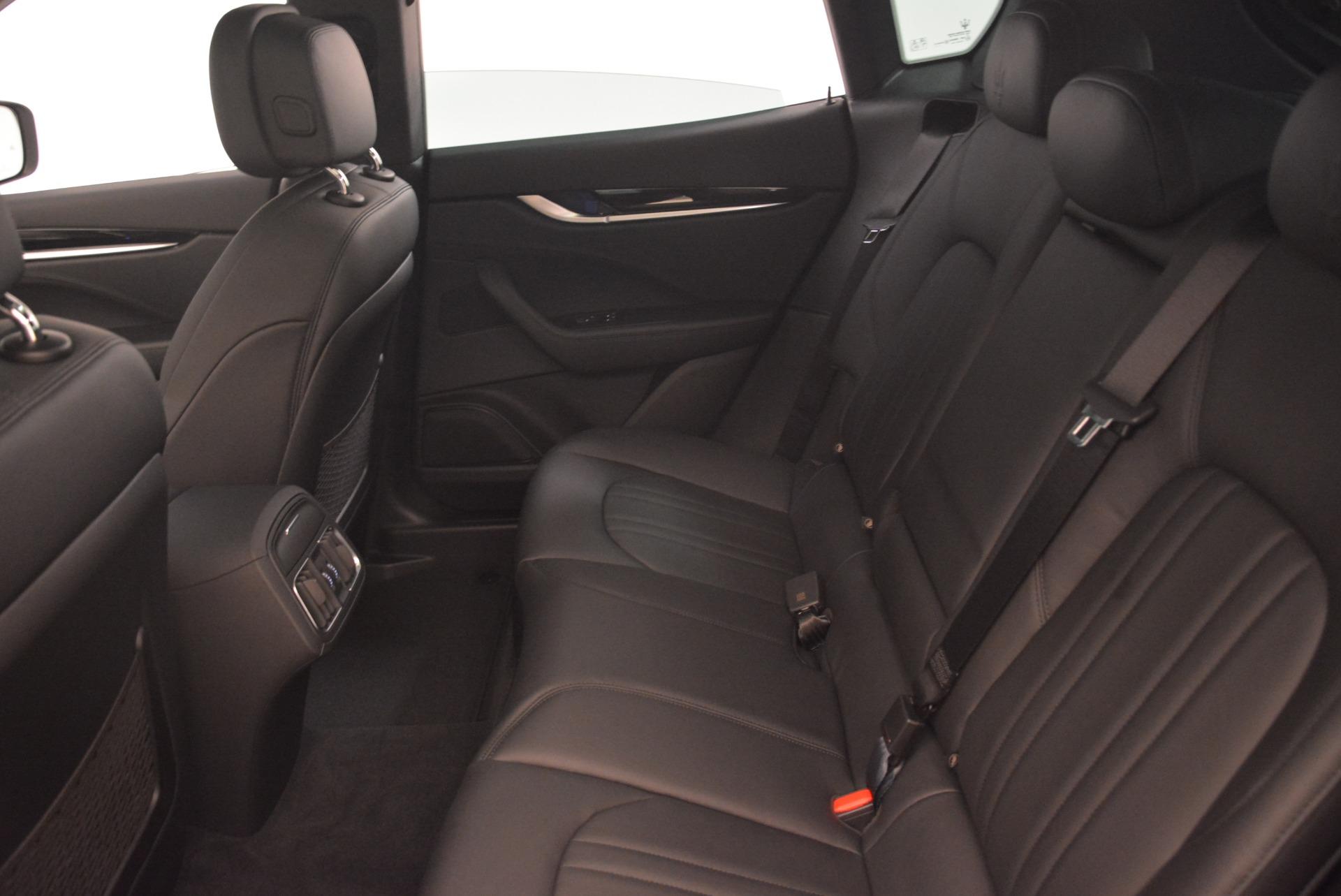 New 2018 Maserati Levante Q4 For Sale In Greenwich, CT 2113_p18