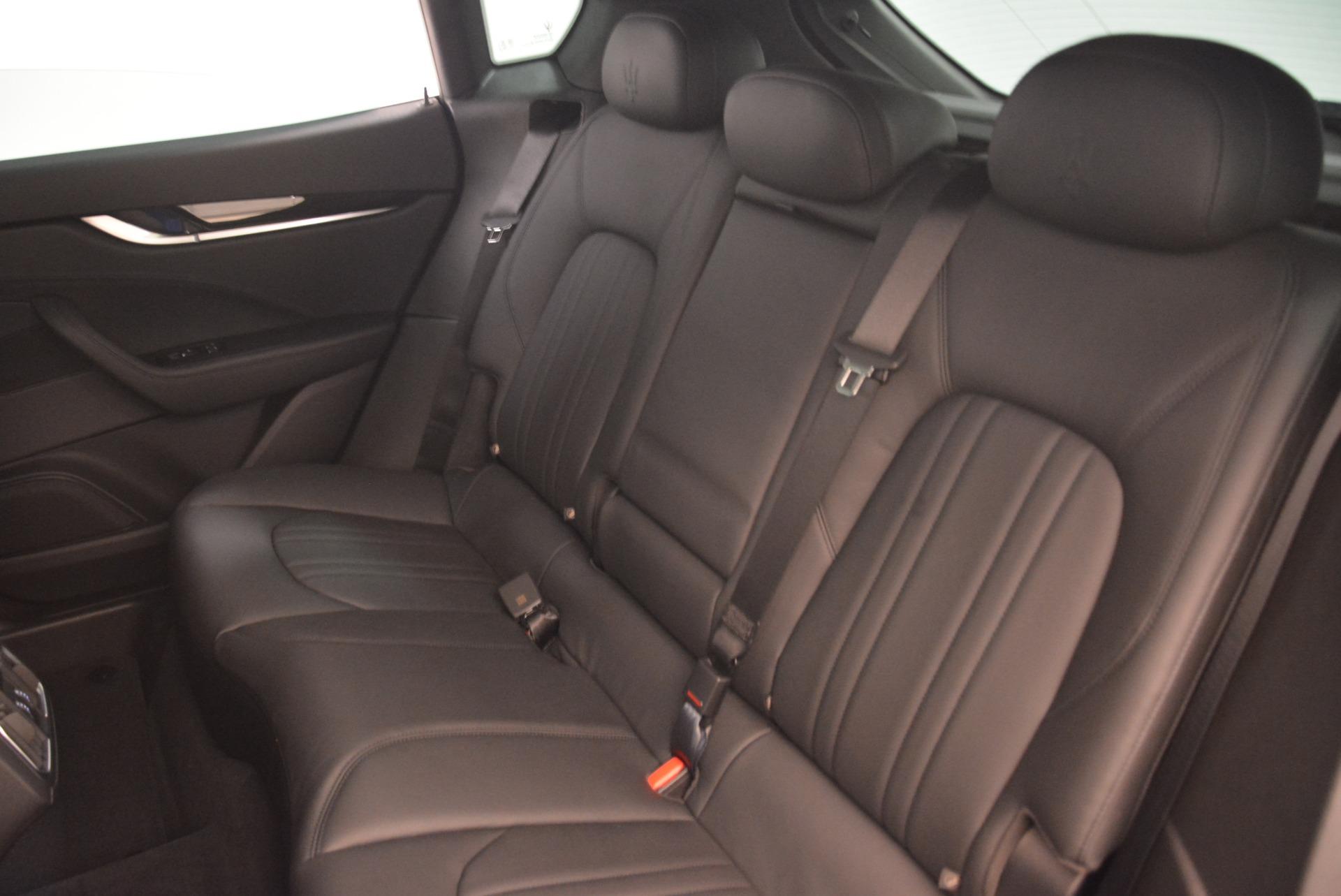 New 2018 Maserati Levante Q4 For Sale In Greenwich, CT 2113_p19