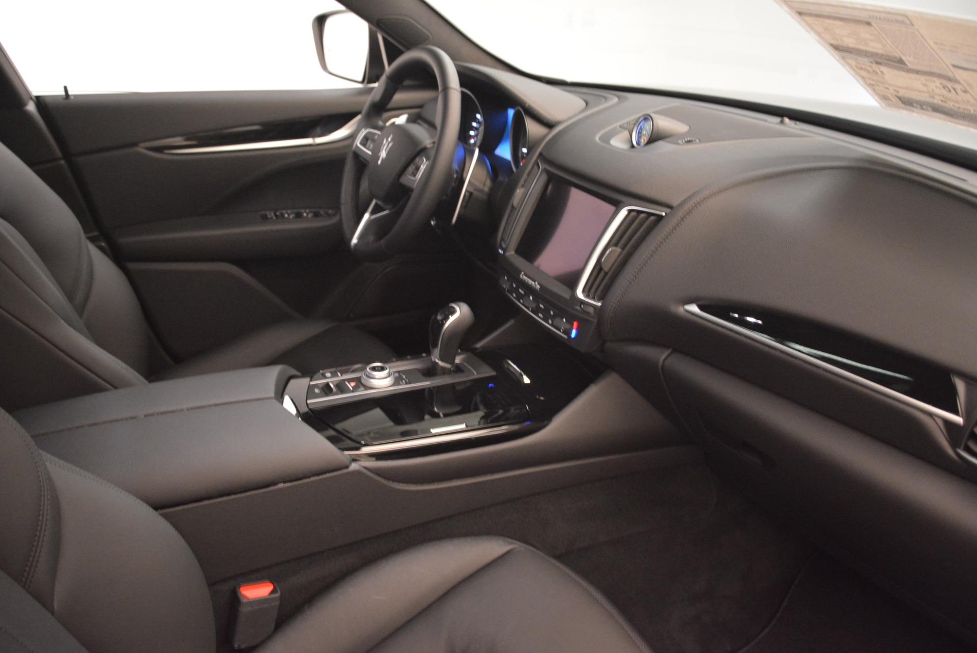 New 2018 Maserati Levante Q4 For Sale In Greenwich, CT 2113_p20