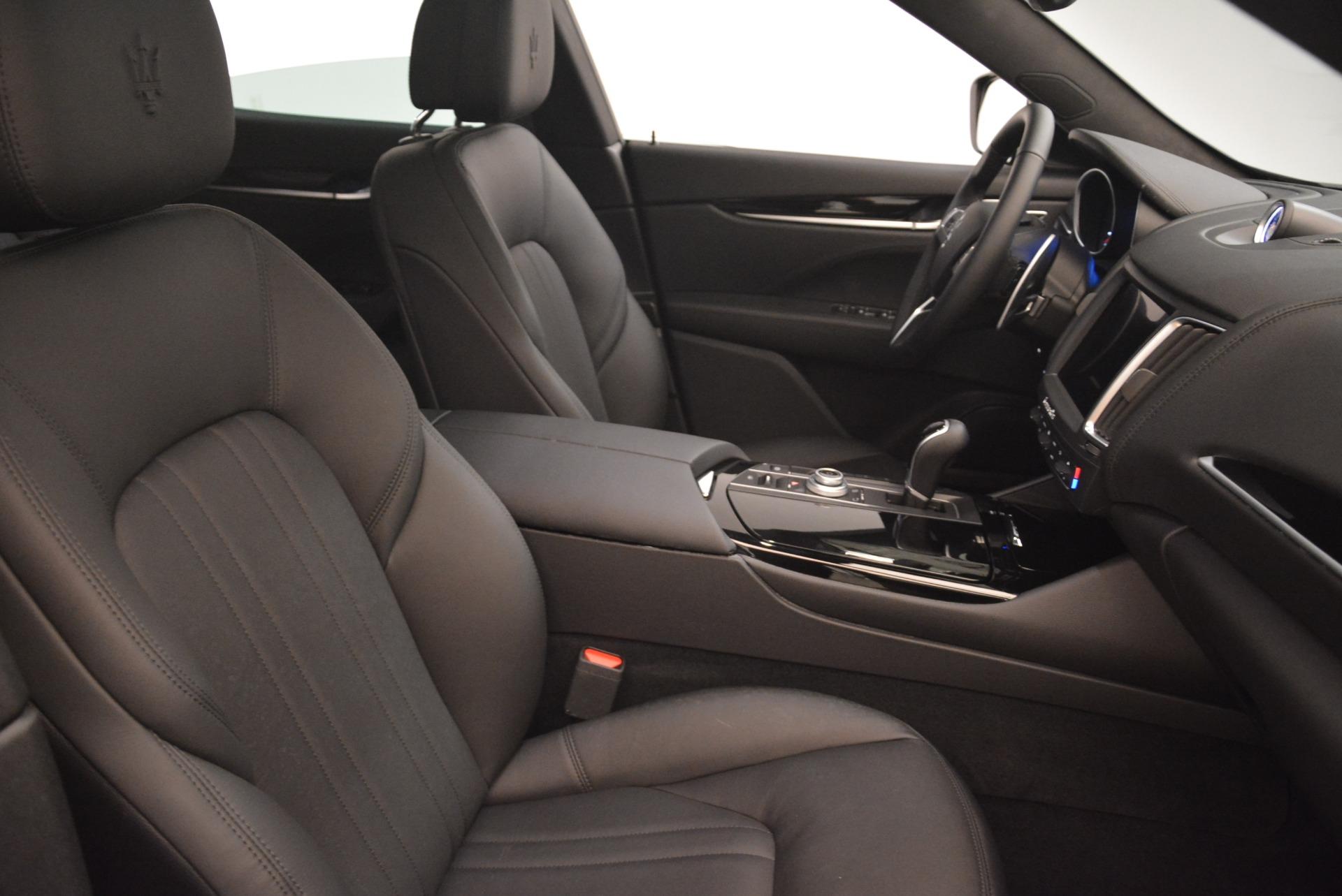 New 2018 Maserati Levante Q4 For Sale In Greenwich, CT 2113_p21