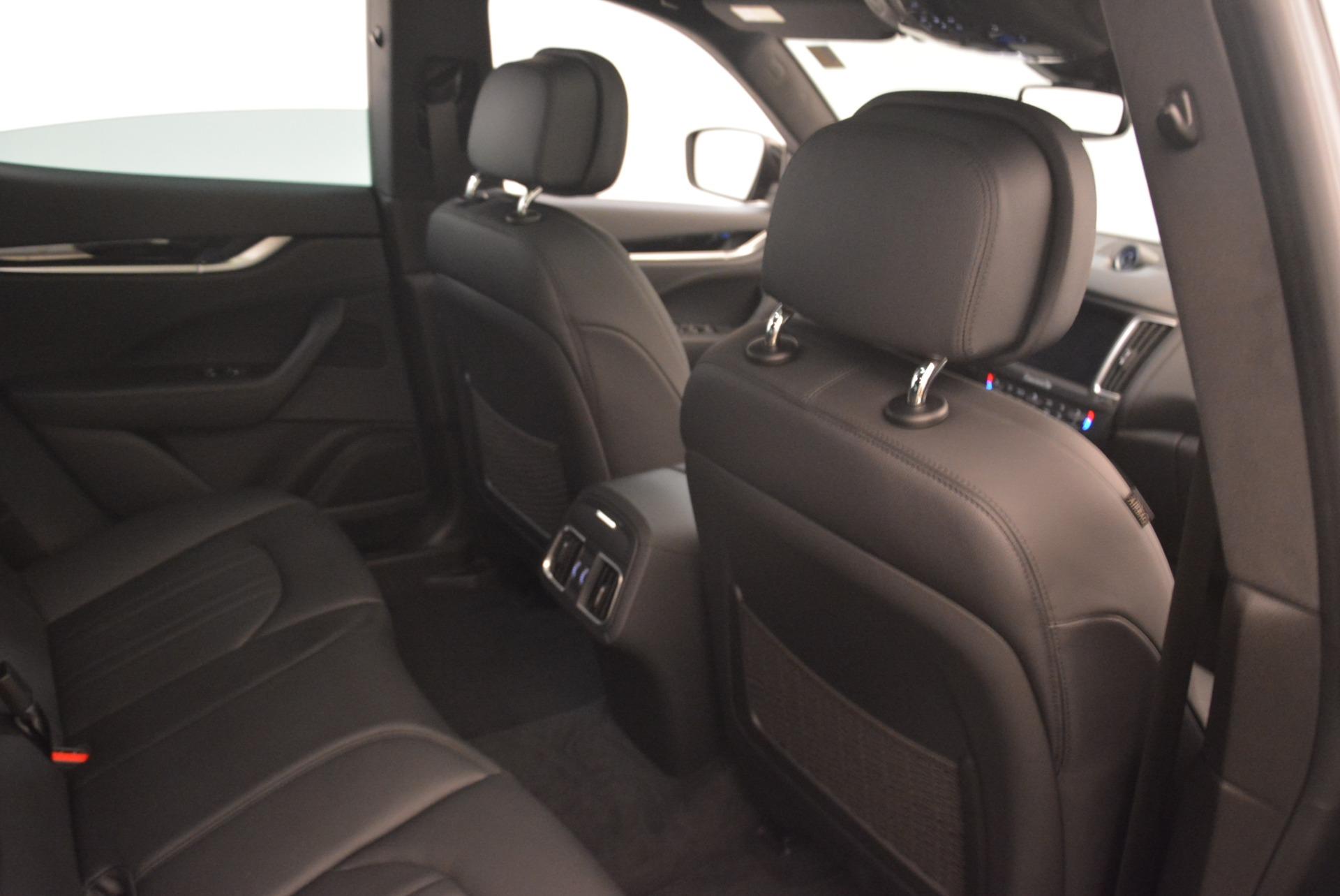 New 2018 Maserati Levante Q4 For Sale In Greenwich, CT 2113_p23