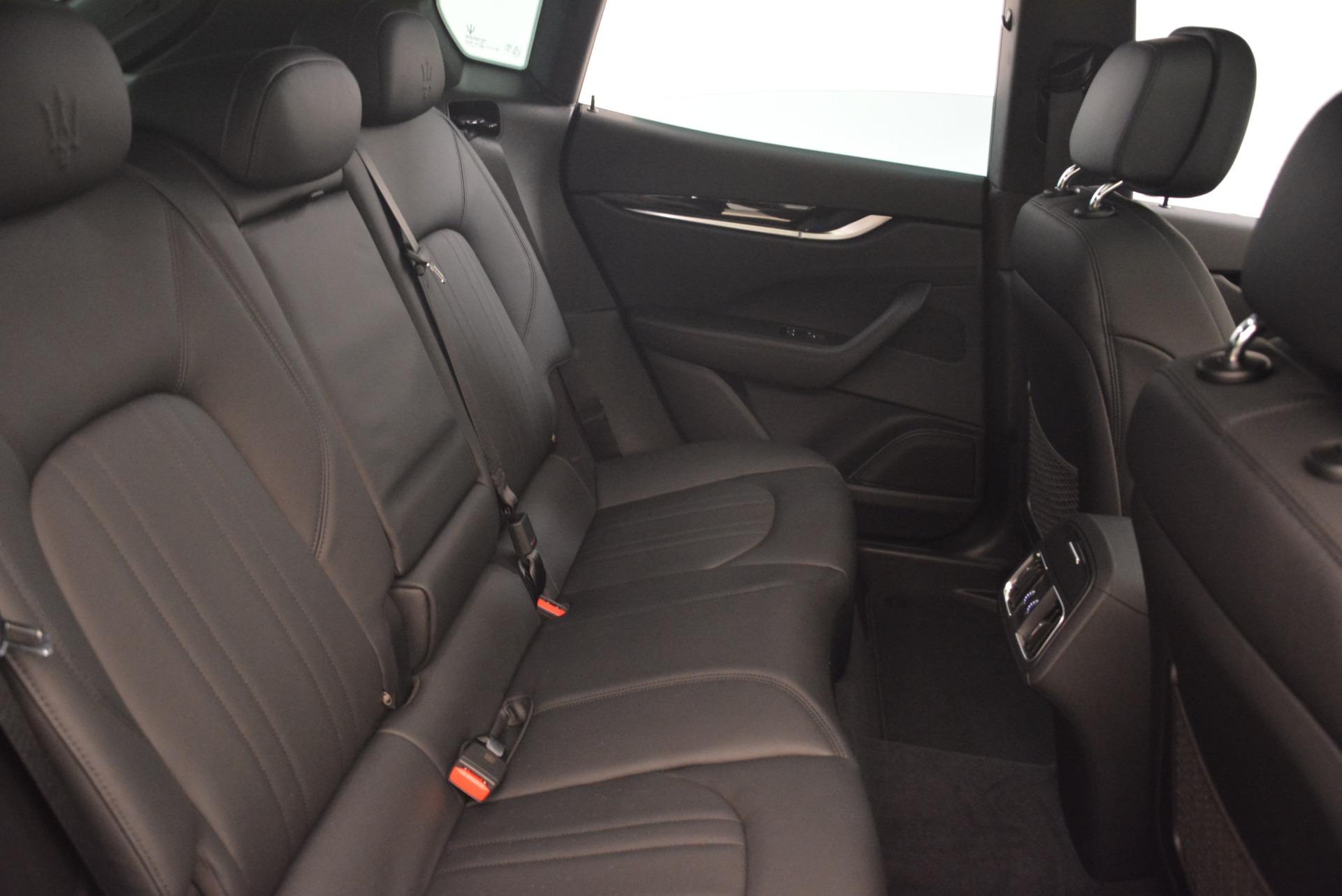 New 2018 Maserati Levante Q4 For Sale In Greenwich, CT 2113_p24