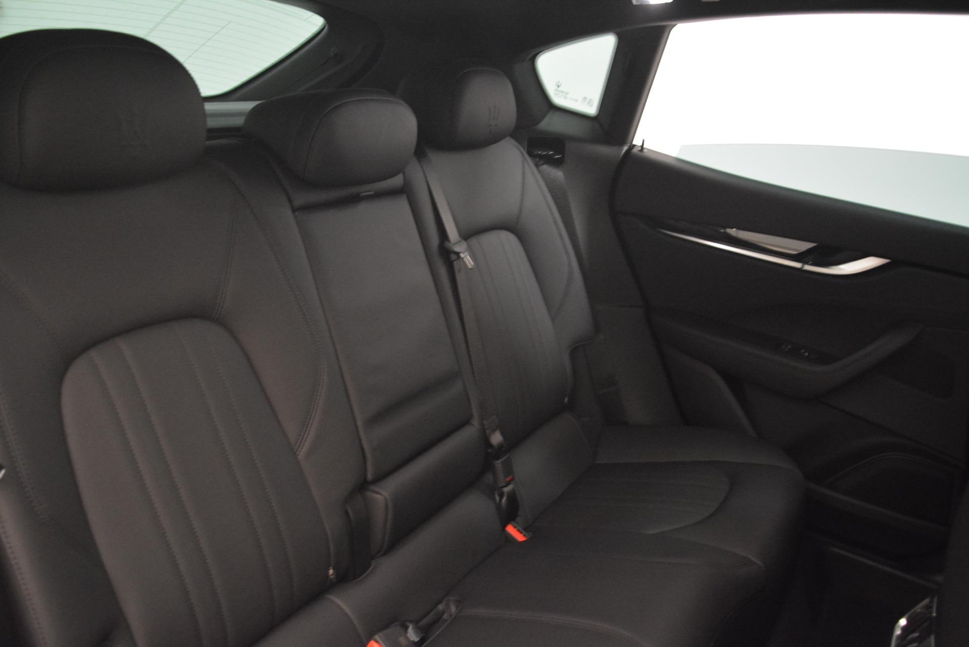 New 2018 Maserati Levante Q4 For Sale In Greenwich, CT 2113_p25