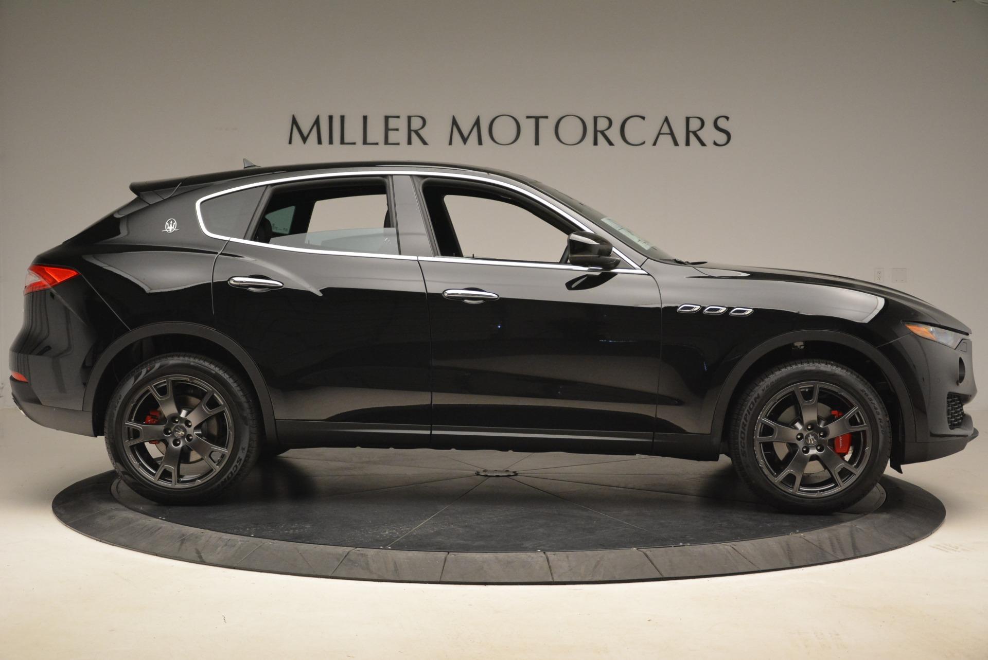 New 2018 Maserati Levante Q4 For Sale In Greenwich, CT 2113_p8