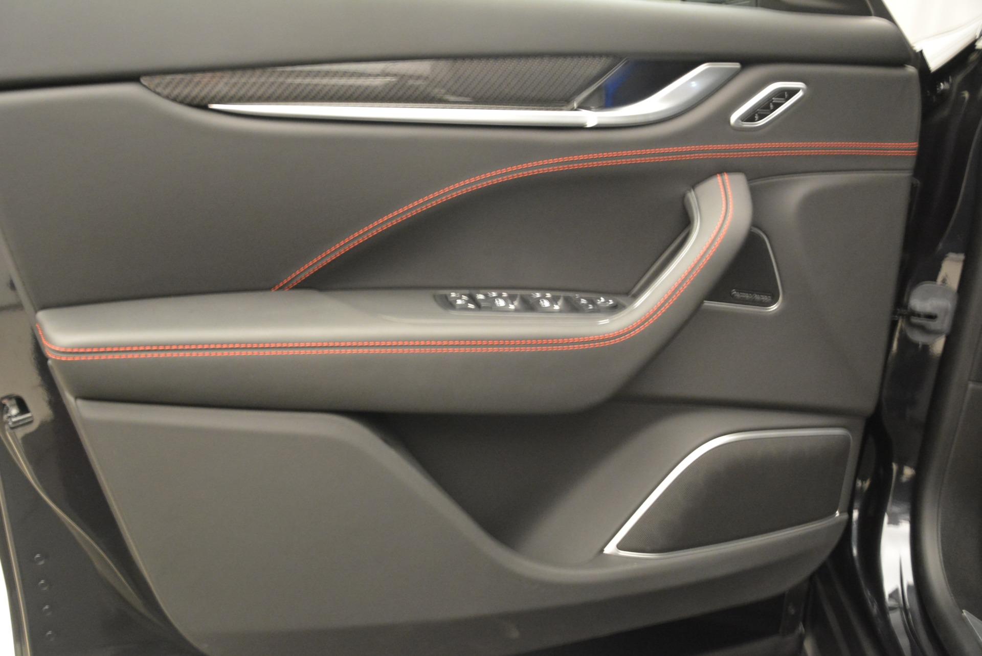 New 2018 Maserati Levante S Q4 Gransport For Sale In Greenwich, CT 2114_p17