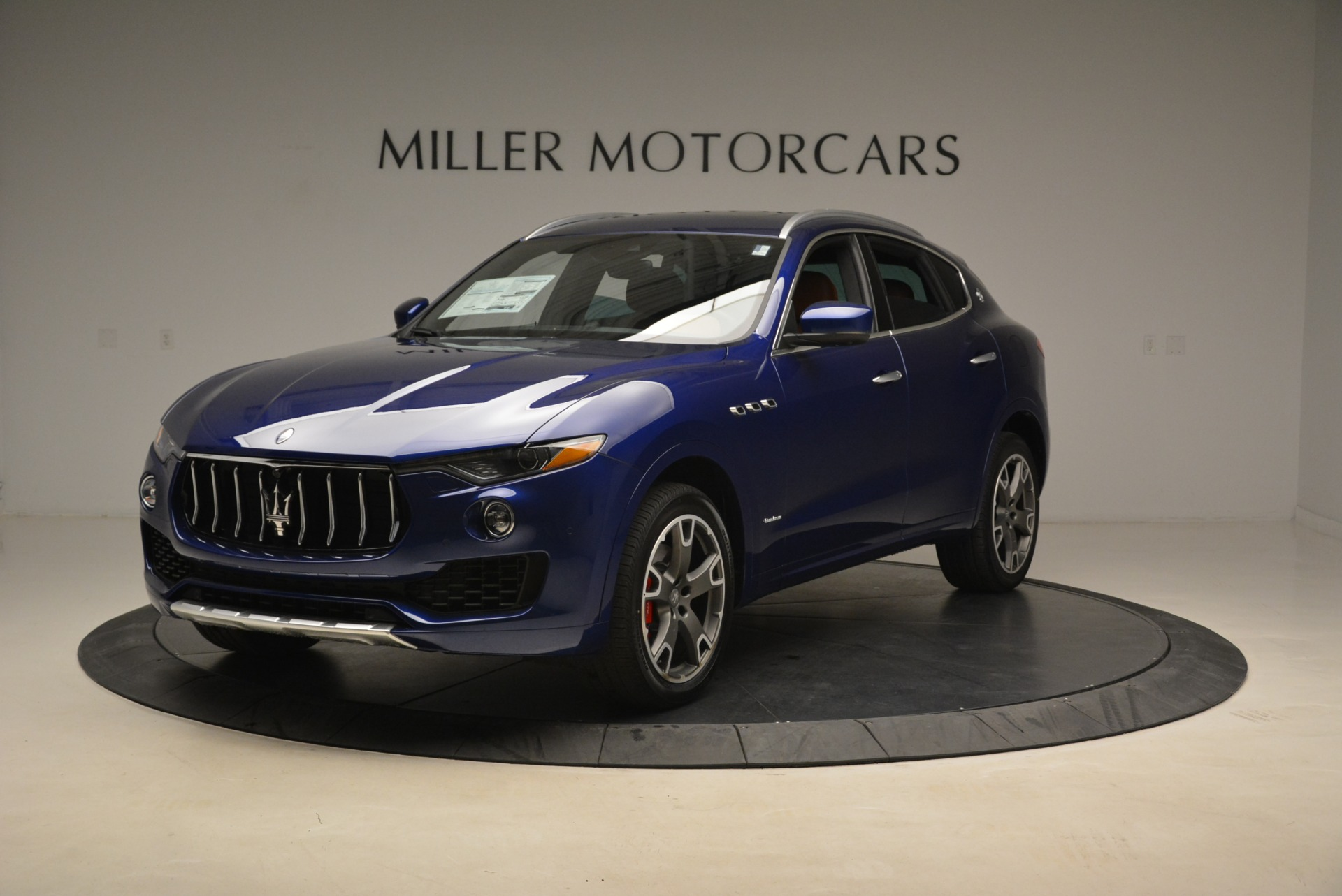 New 2018 Maserati Levante Q4 GranLusso For Sale In Greenwich, CT 2117_main