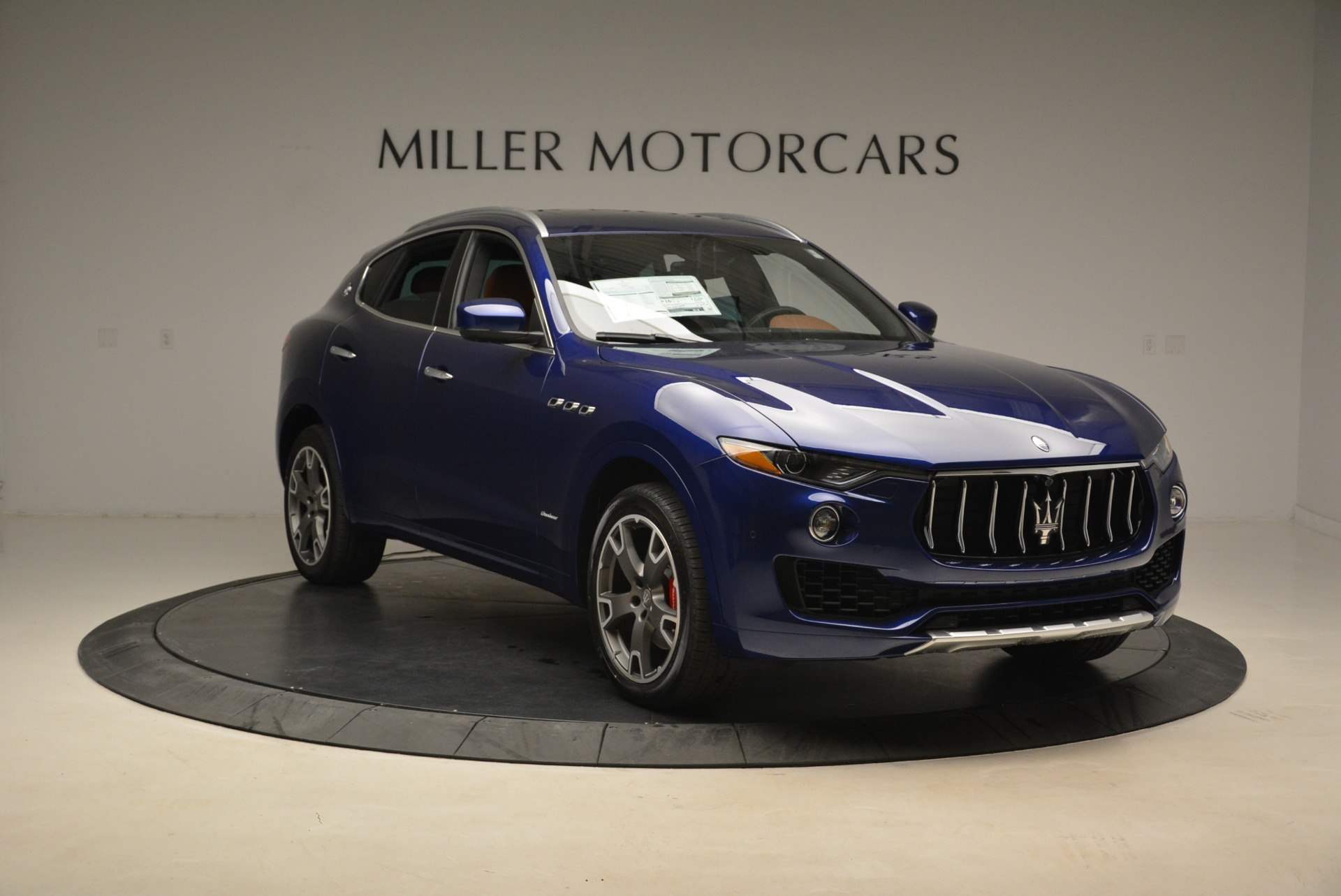 New 2018 Maserati Levante Q4 GranLusso For Sale In Greenwich, CT 2117_p10