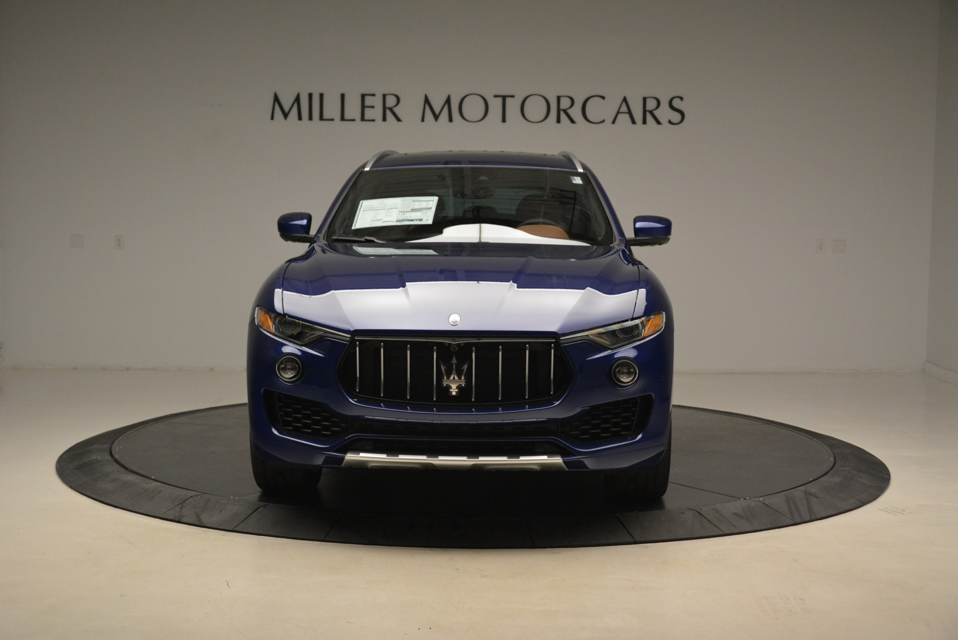 New 2018 Maserati Levante Q4 GranLusso For Sale In Greenwich, CT 2117_p11