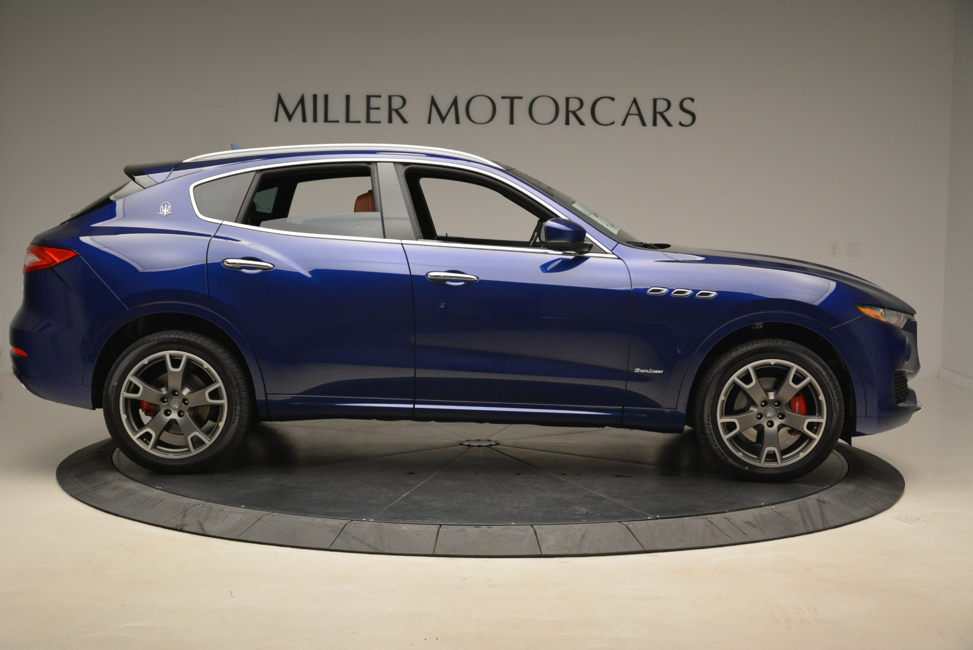 New 2018 Maserati Levante Q4 GranLusso For Sale In Greenwich, CT 2117_p8