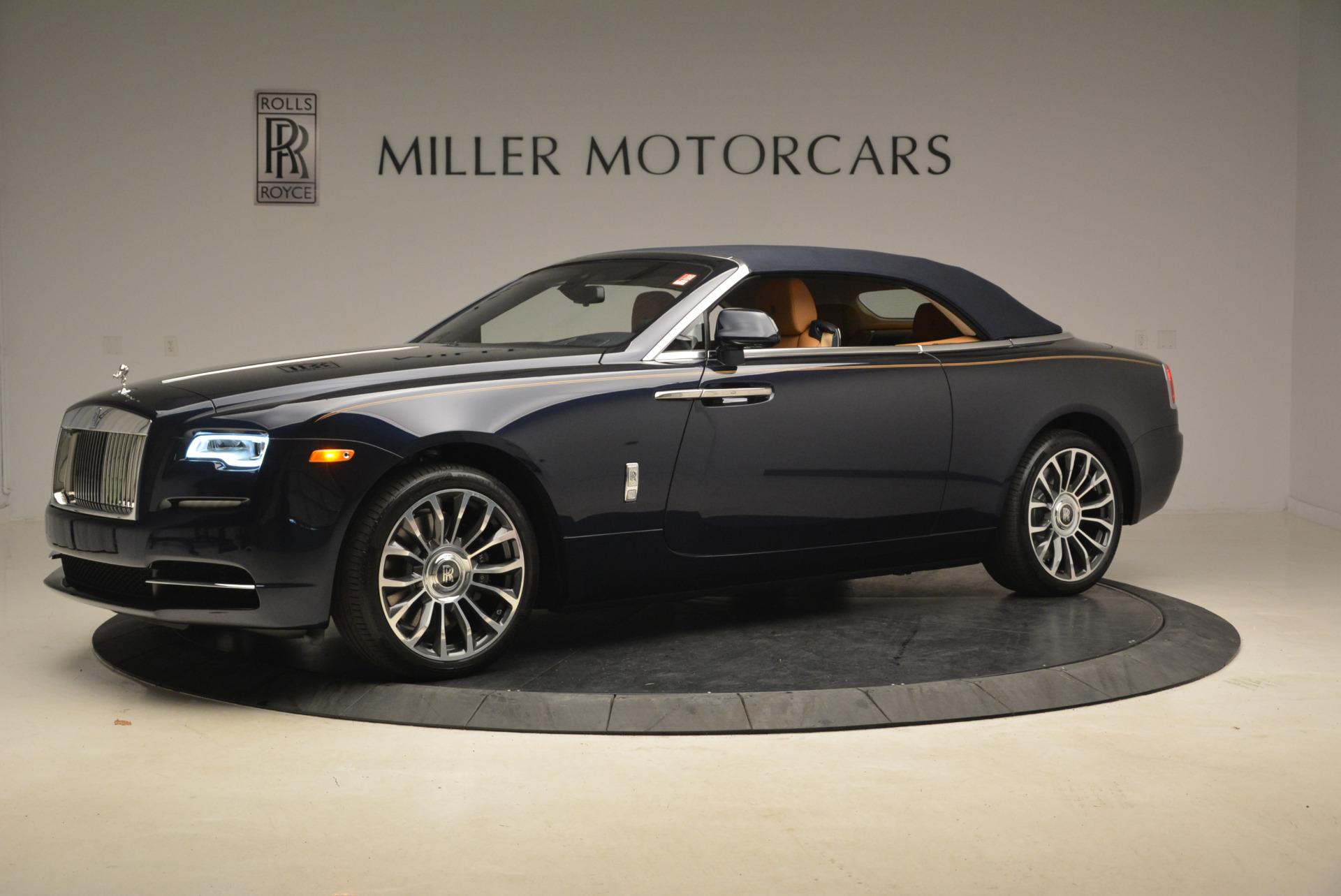 New 2018 Rolls-Royce Dawn  For Sale In Greenwich, CT 2118_p14