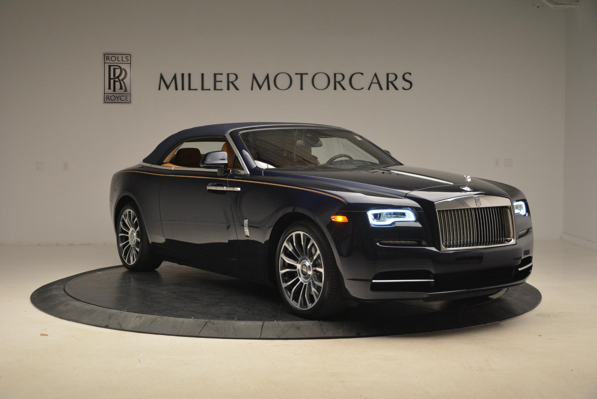 New 2018 Rolls-Royce Dawn  For Sale In Greenwich, CT 2118_p23