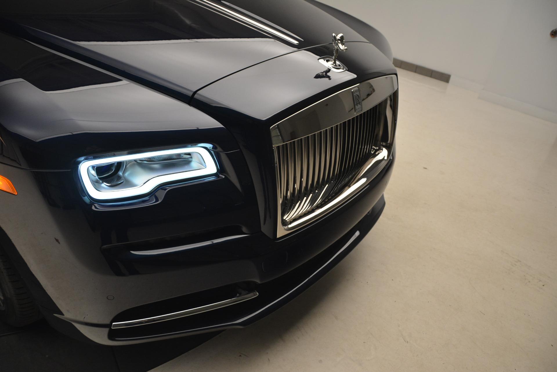 New 2018 Rolls-Royce Dawn  For Sale In Greenwich, CT 2118_p25
