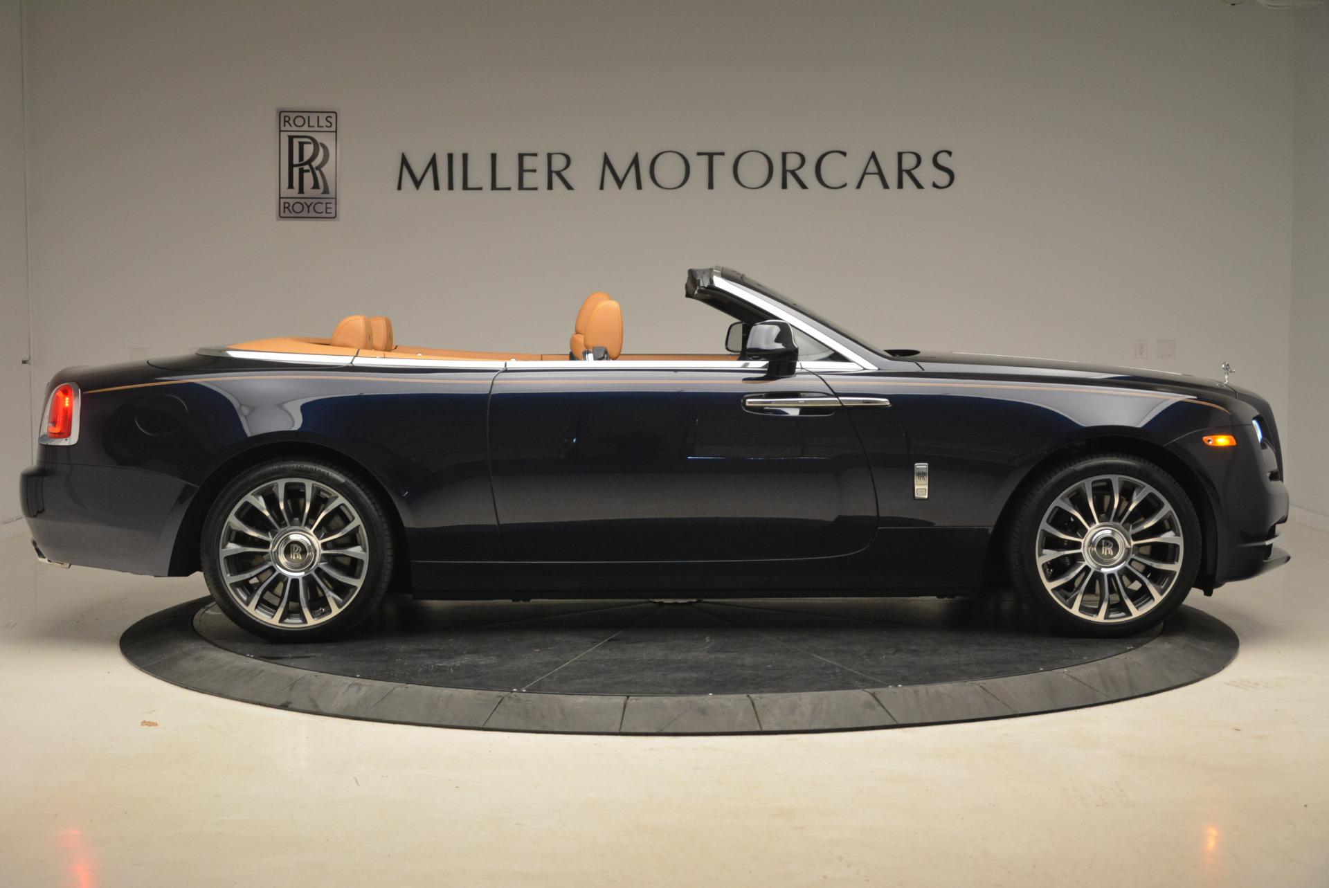 New 2018 Rolls-Royce Dawn  For Sale In Greenwich, CT 2118_p9
