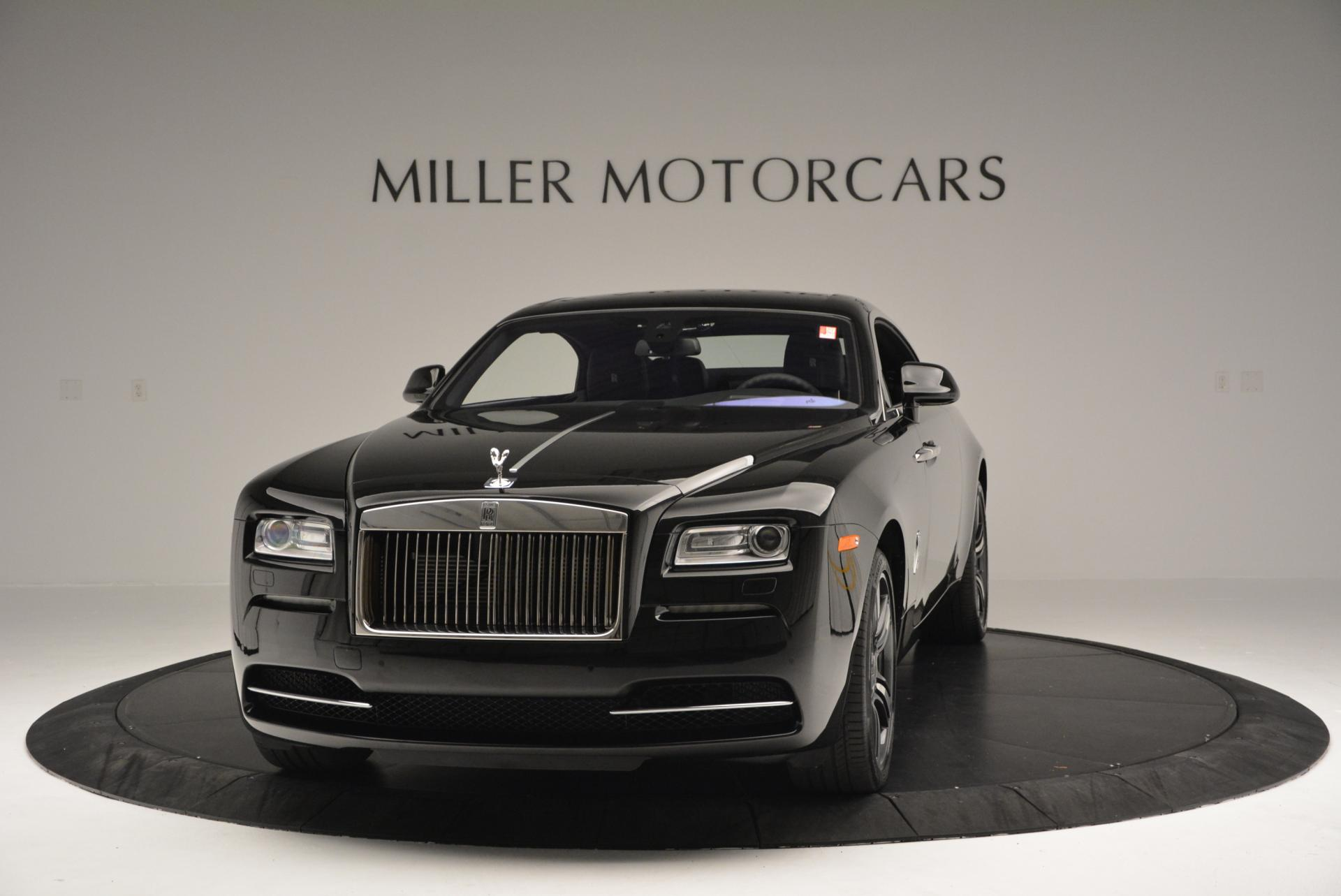 New 2016 Rolls-Royce Wraith  For Sale In Greenwich, CT 212_main