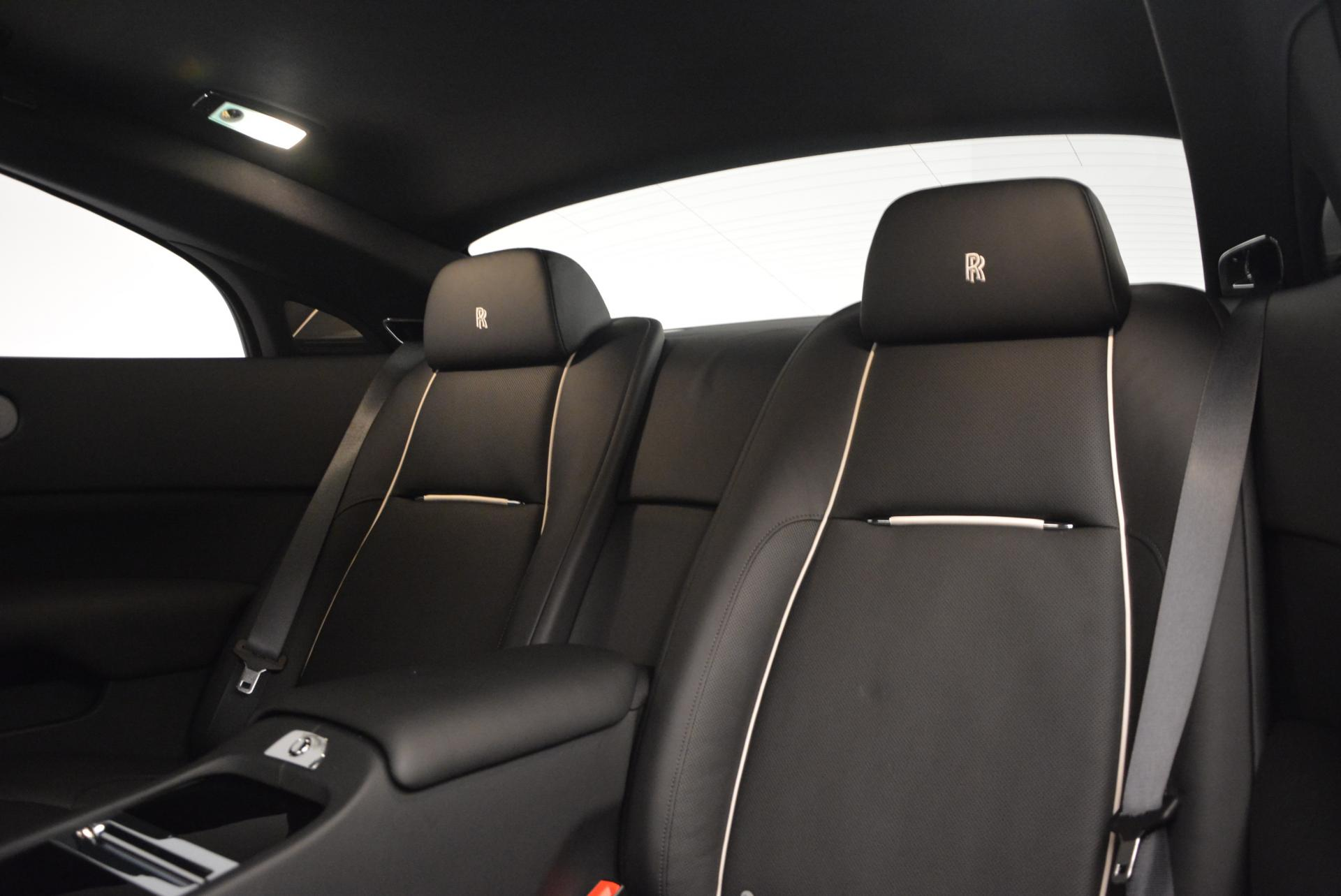 New 2016 Rolls-Royce Wraith  For Sale In Greenwich, CT 212_p21