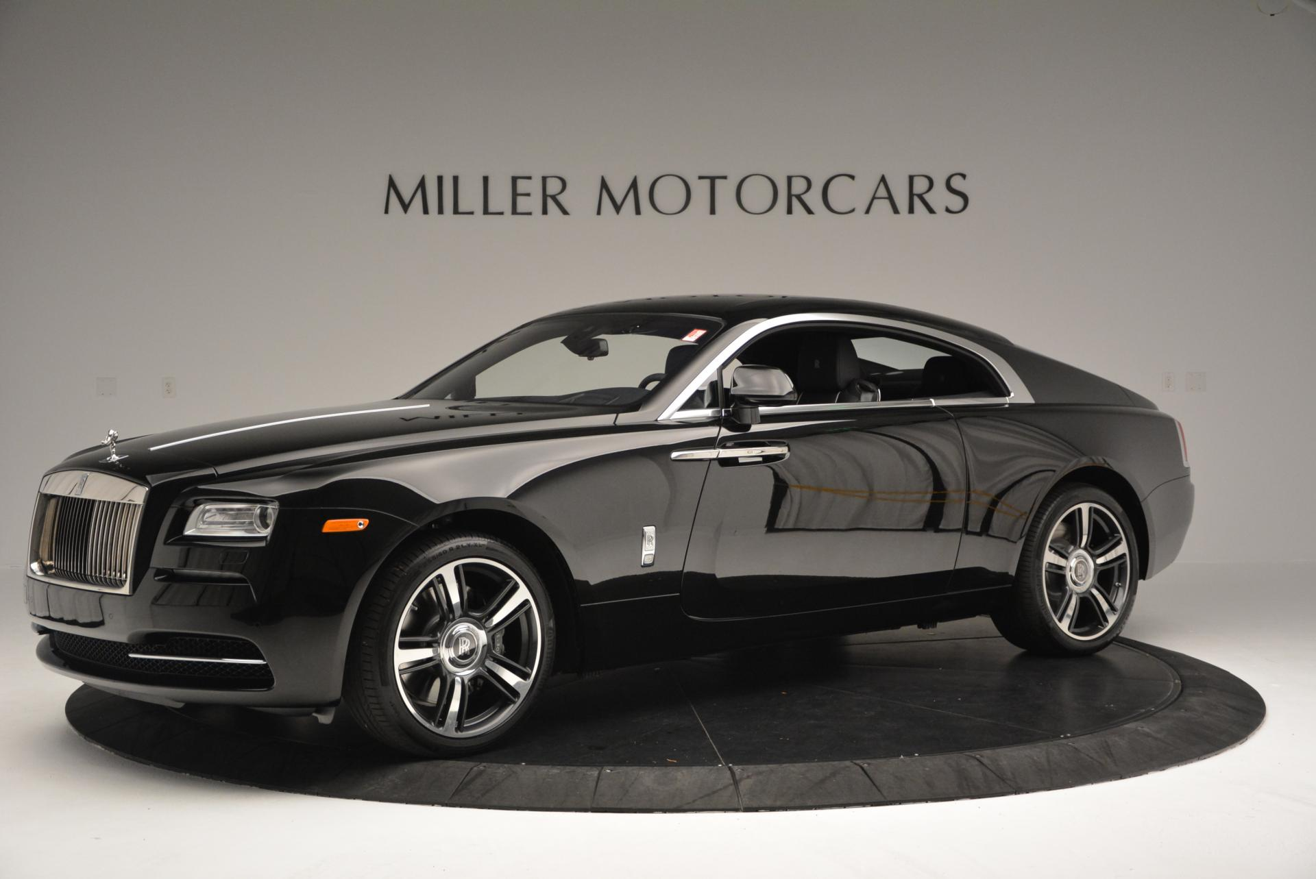 New 2016 Rolls-Royce Wraith  For Sale In Greenwich, CT 212_p2