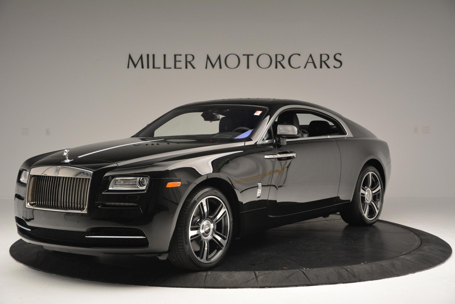 New 2016 Rolls-Royce Wraith  For Sale In Greenwich, CT 212_p3