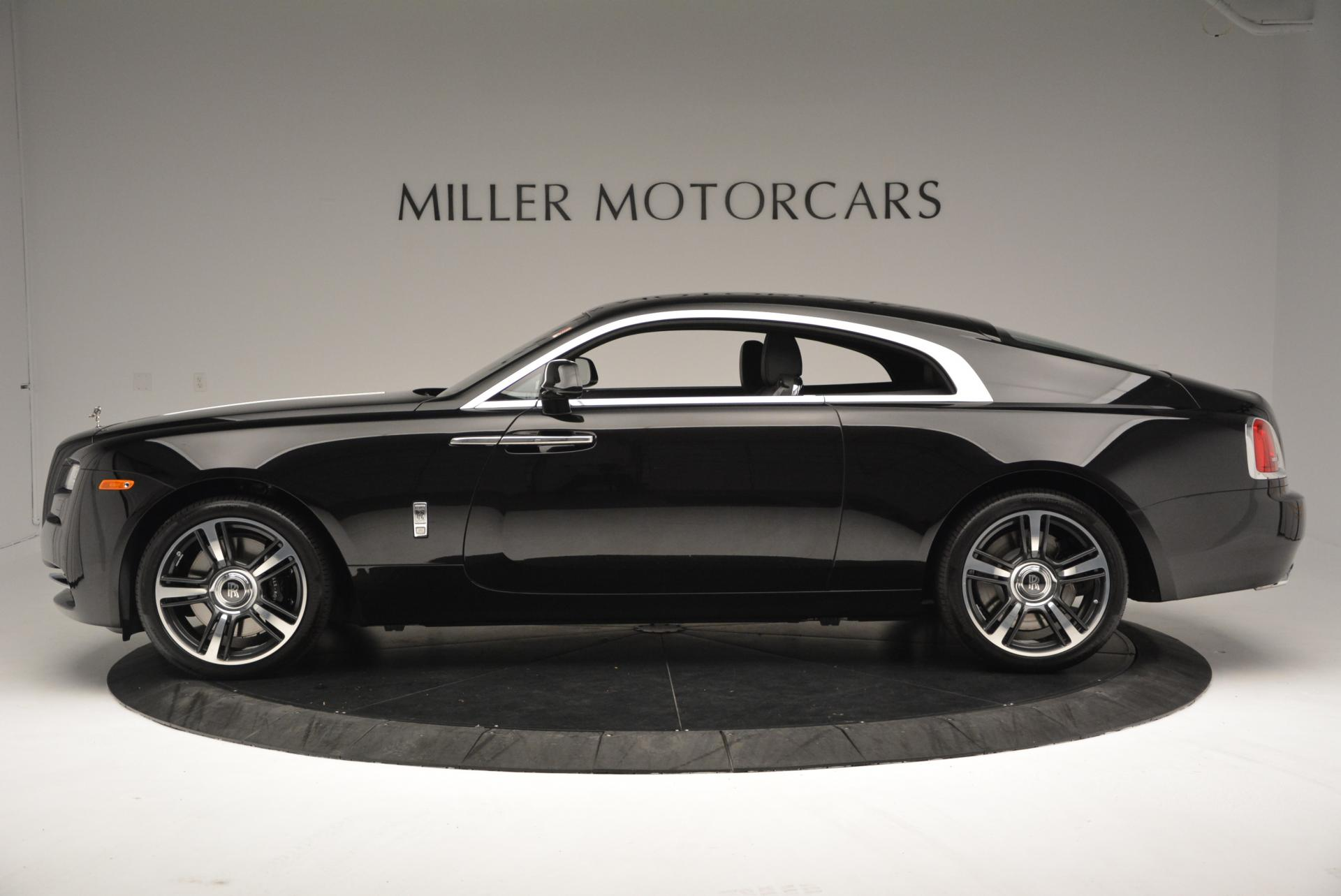 New 2016 Rolls-Royce Wraith  For Sale In Greenwich, CT 212_p4