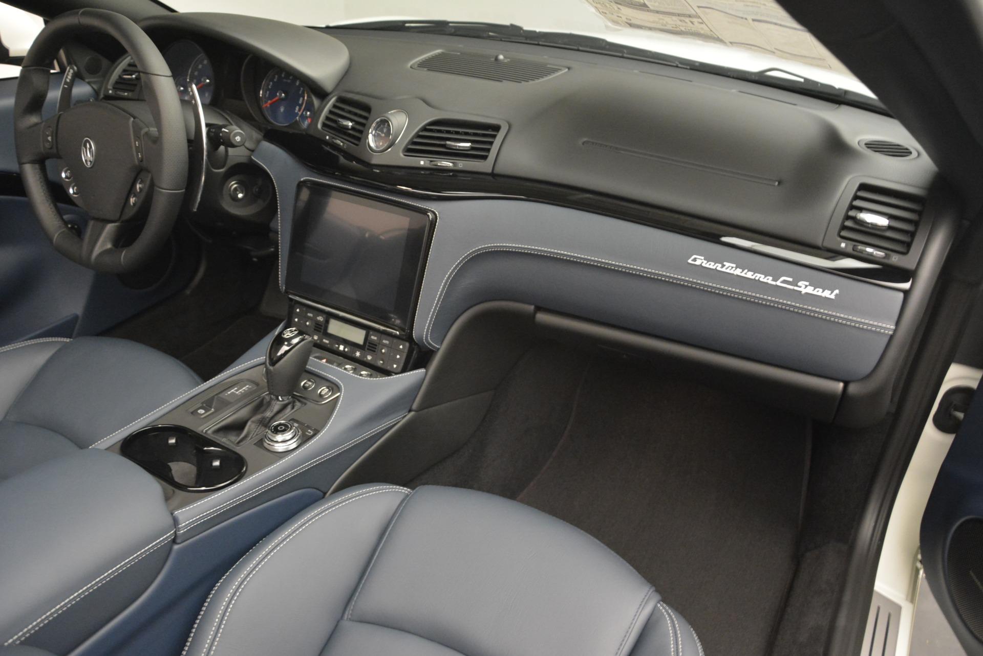New 2018 Maserati GranTurismo Sport Convertible For Sale In Greenwich, CT 2120_p13