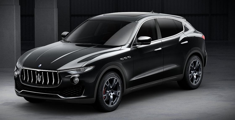 New 2018 Maserati Levante Q4 For Sale In Greenwich, CT 2121_main