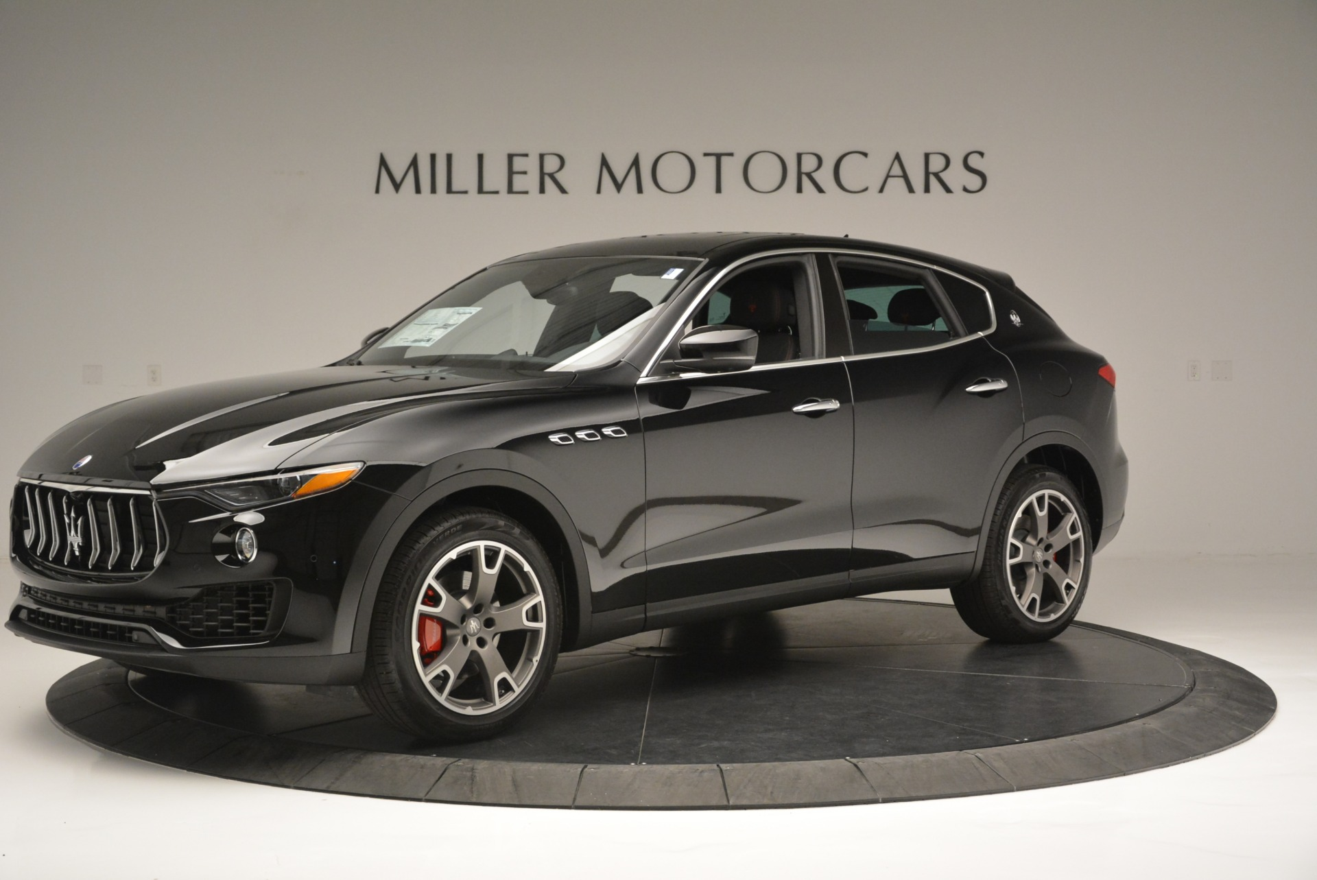 New 2018 Maserati Levante Q4 For Sale In Greenwich, CT 2122_p3