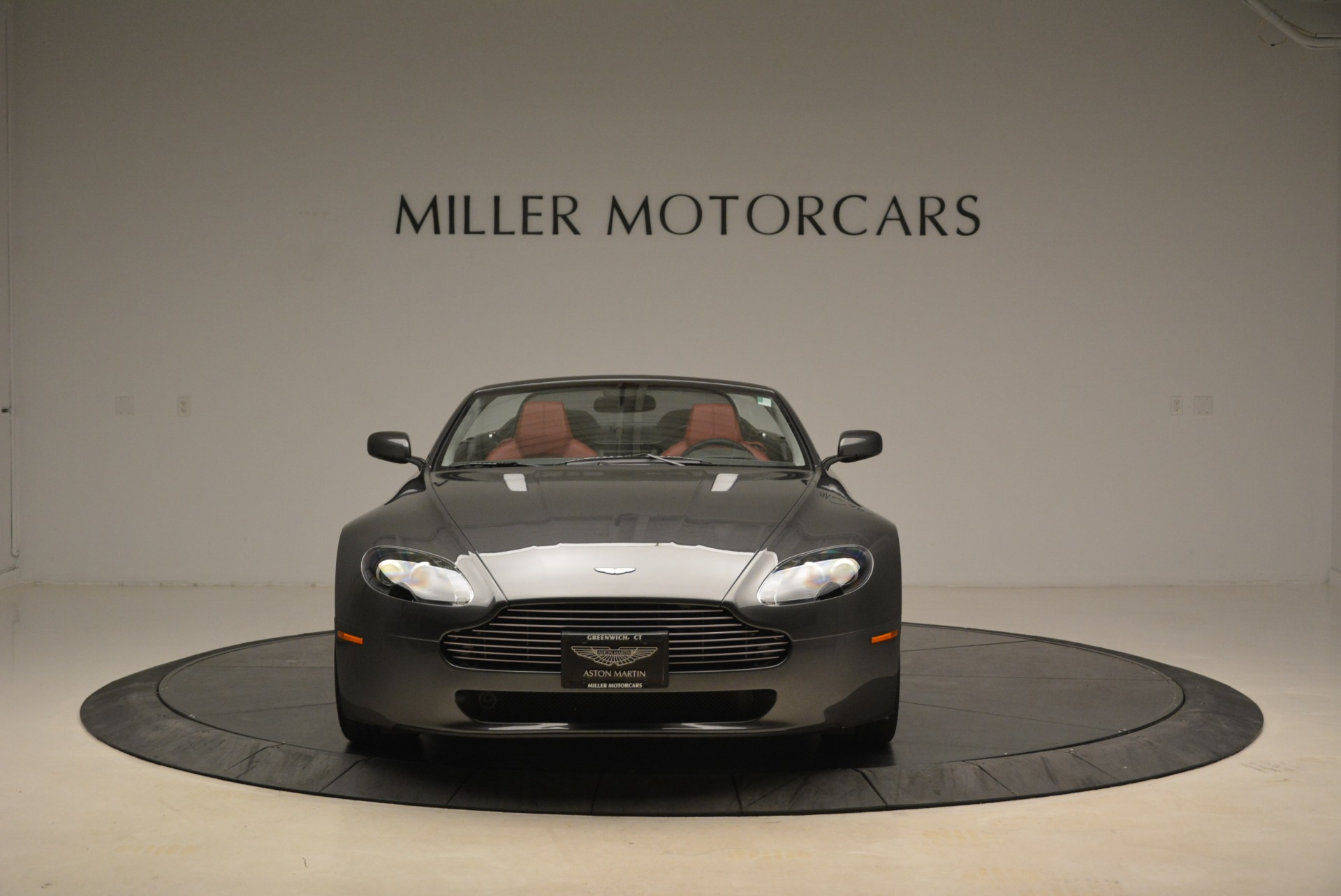 Used 2009 Aston Martin V8 Vantage Roadster For Sale In Greenwich, CT 2123_p12