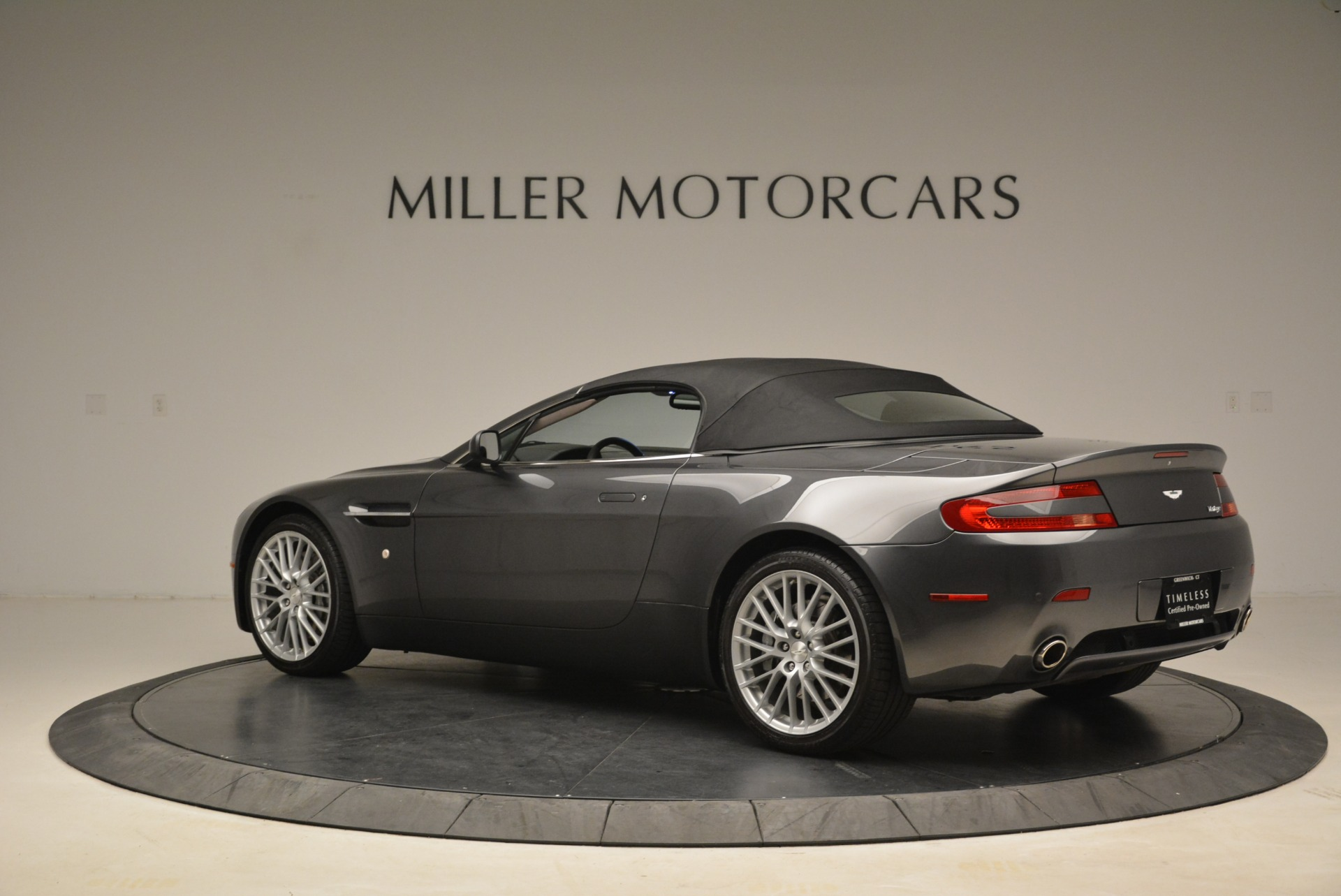 Used 2009 Aston Martin V8 Vantage Roadster For Sale In Greenwich, CT 2123_p16