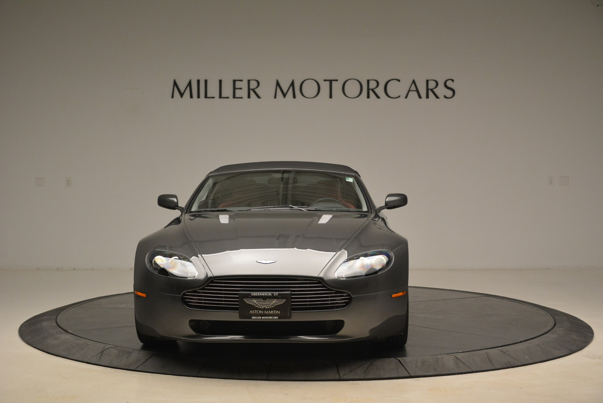 Used 2009 Aston Martin V8 Vantage Roadster For Sale In Greenwich, CT 2123_p24