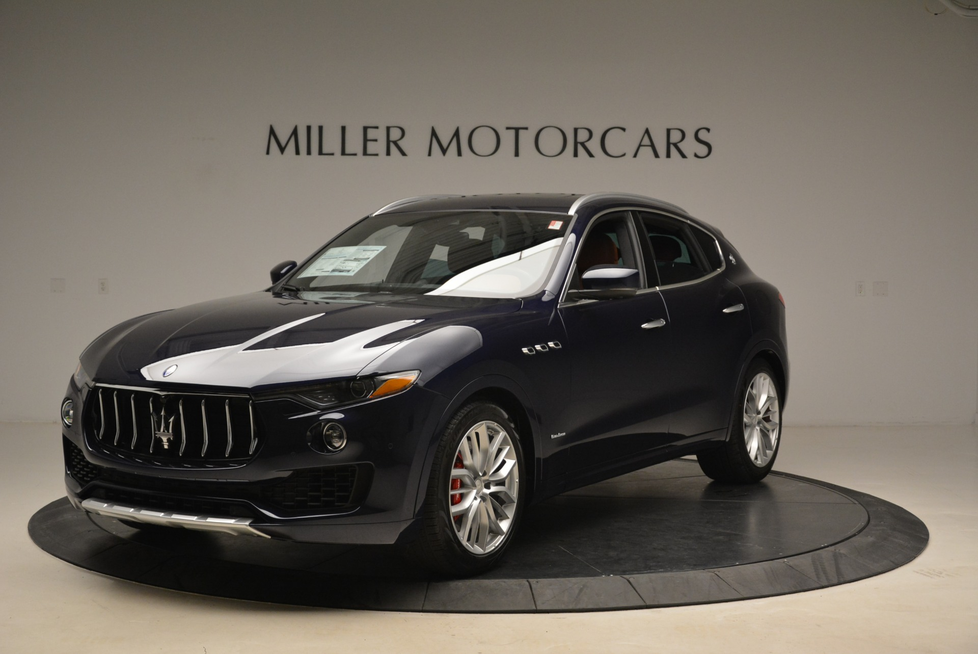New 2018 Maserati Levante S Q4 GranLusso For Sale In Greenwich, CT 2124_main