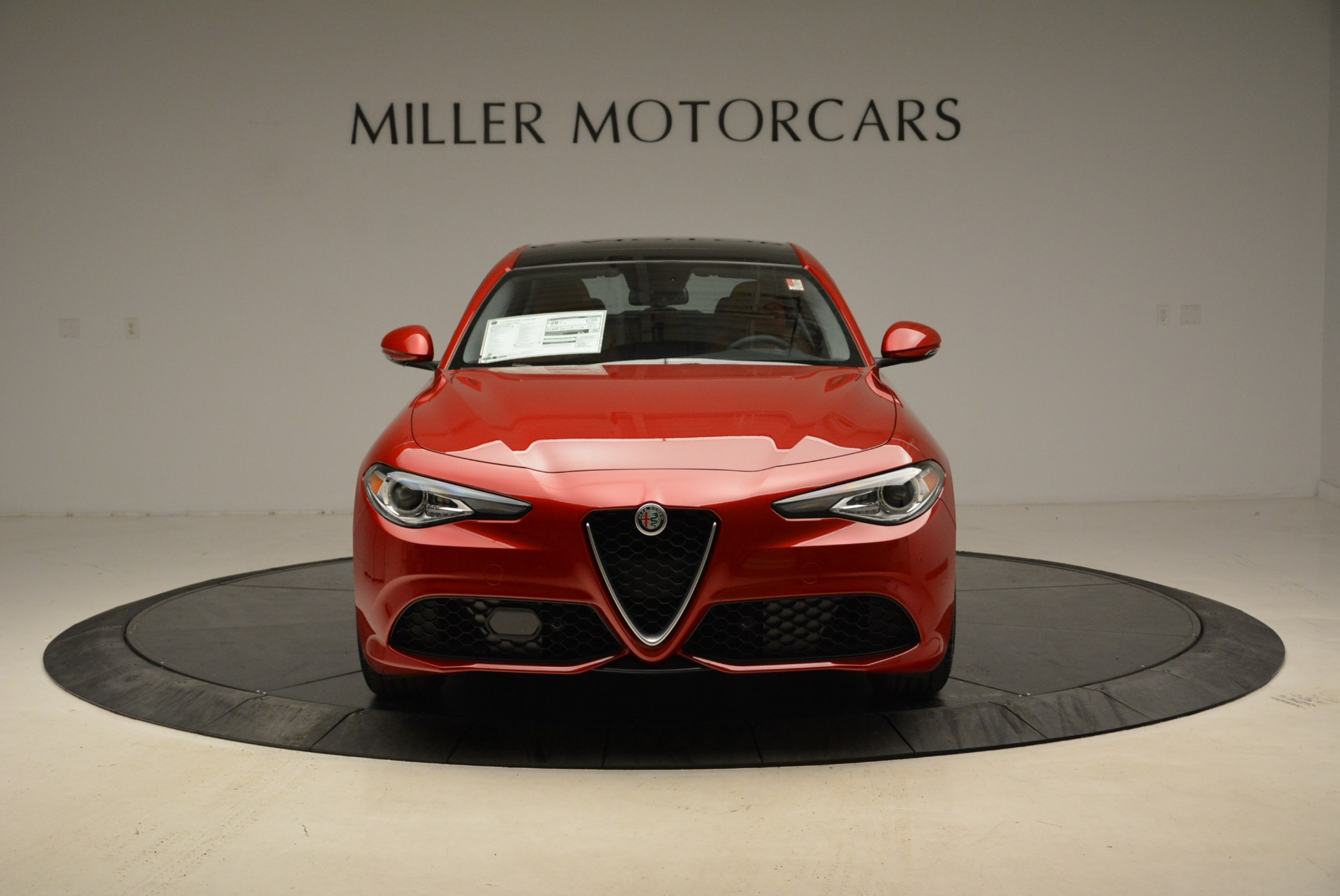 New 2018 Alfa Romeo Giulia Ti Sport Q4 For Sale In Greenwich, CT 2126_p12