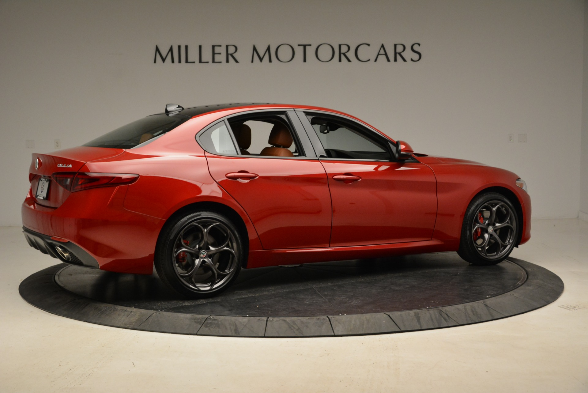 New 2018 Alfa Romeo Giulia Ti Sport Q4 For Sale In Greenwich, CT 2126_p8