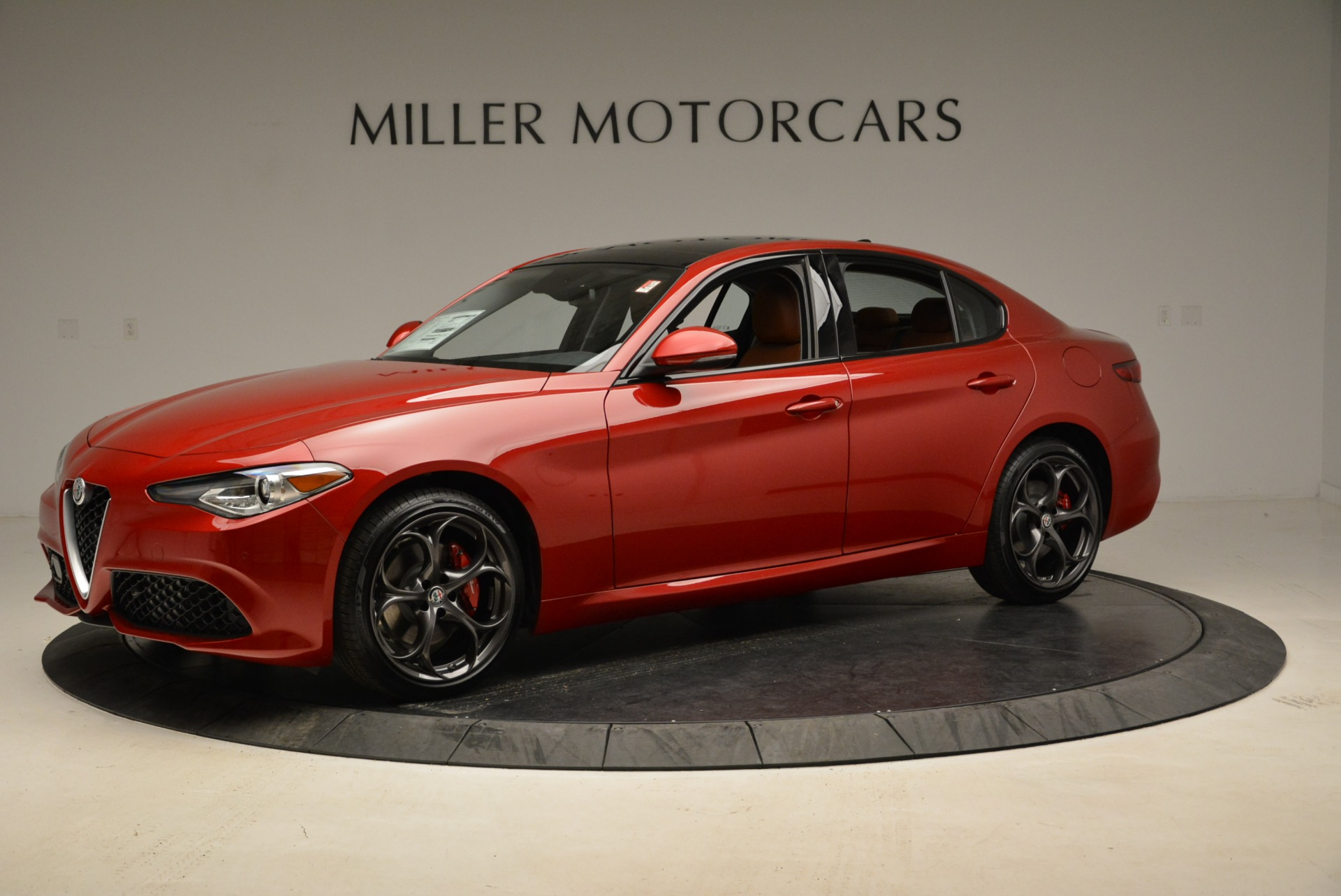 New 2018 Alfa Romeo Giulia Ti Sport Q4 For Sale In Greenwich, CT 2127_p2