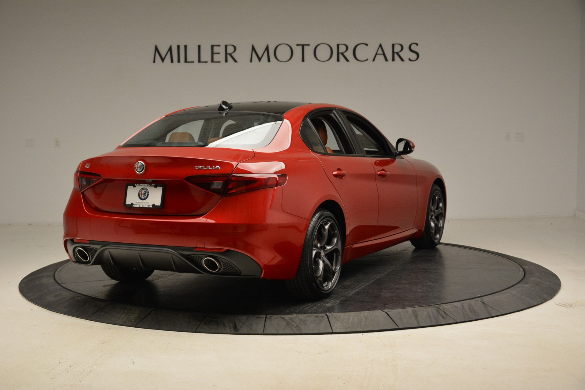 New 2018 Alfa Romeo Giulia Ti Sport Q4 For Sale In Greenwich, CT 2127_p7