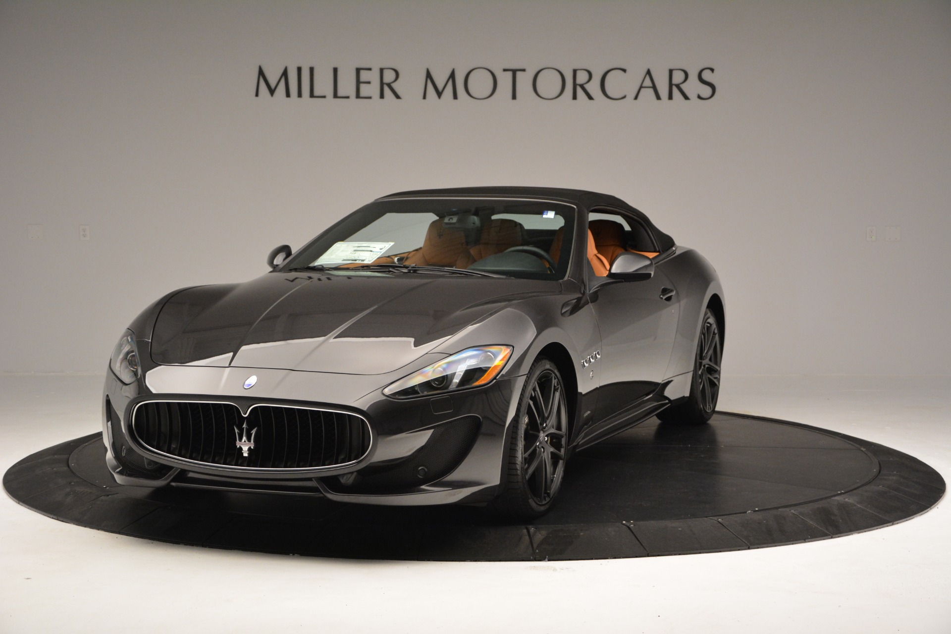 Used 2015 Maserati GranTurismo Sport Convertible For Sale In Greenwich, CT 2129_p14