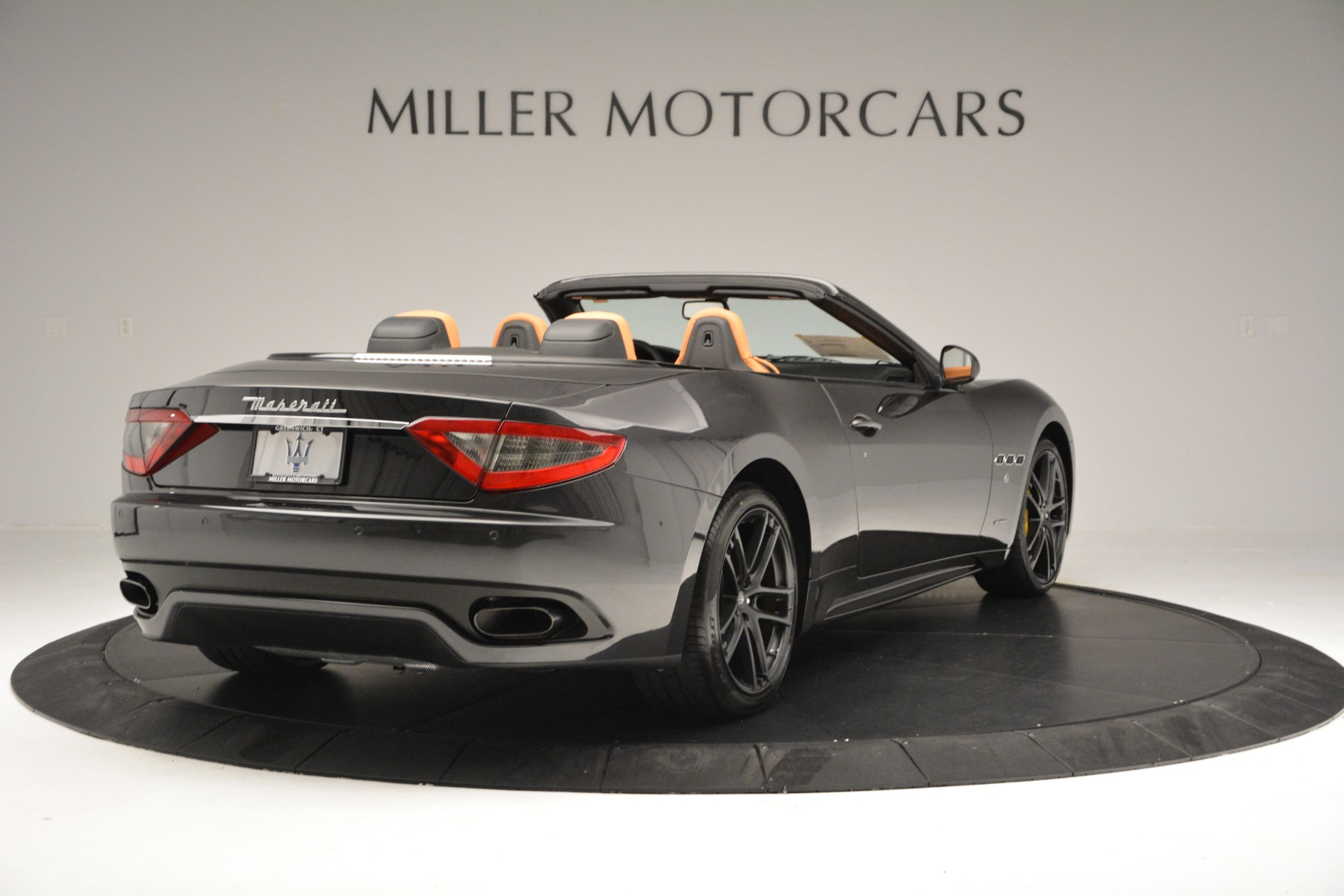 Used 2015 Maserati GranTurismo Sport Convertible For Sale In Greenwich, CT 2129_p8