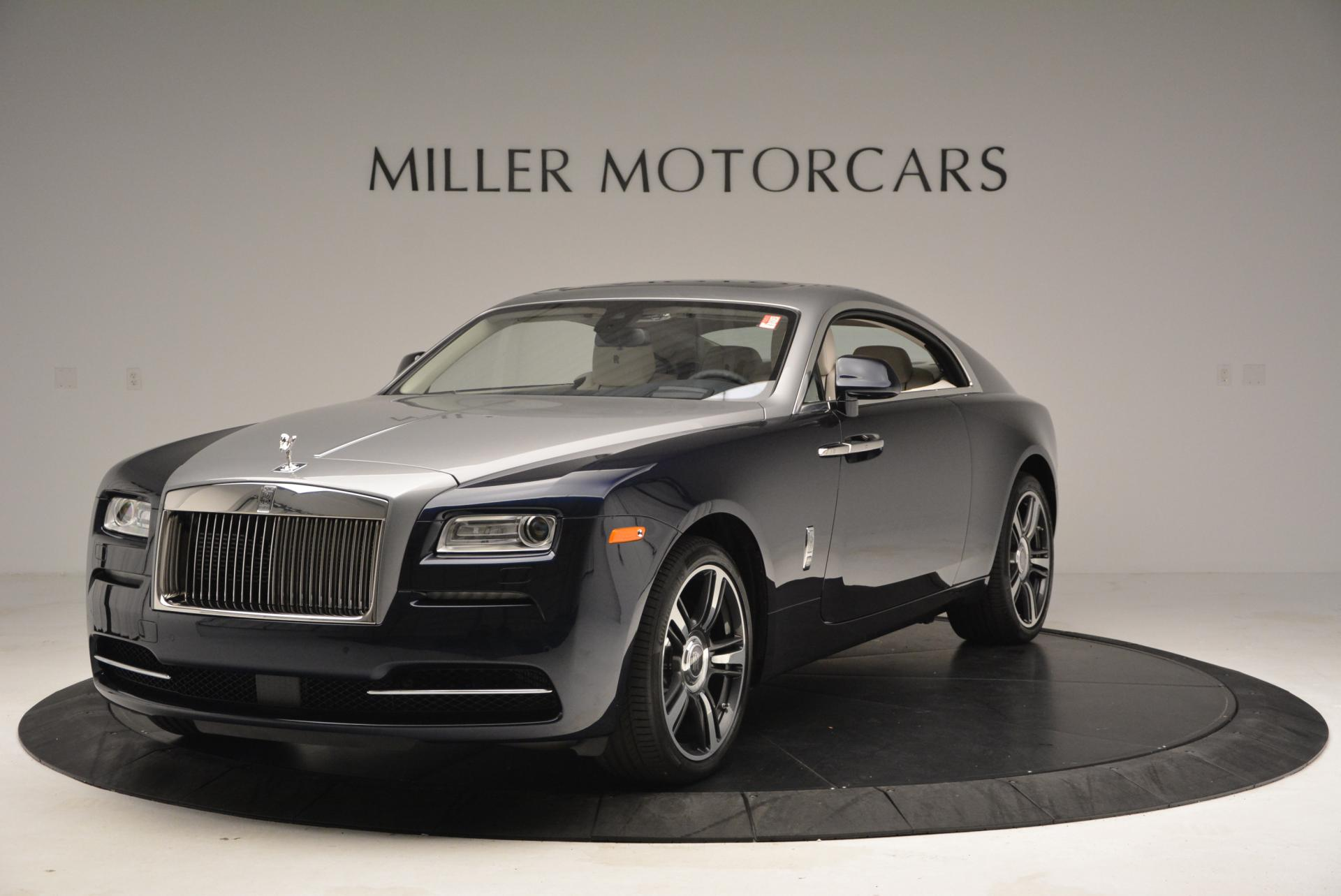 New 2016 Rolls-Royce Wraith  For Sale In Greenwich, CT 213_main