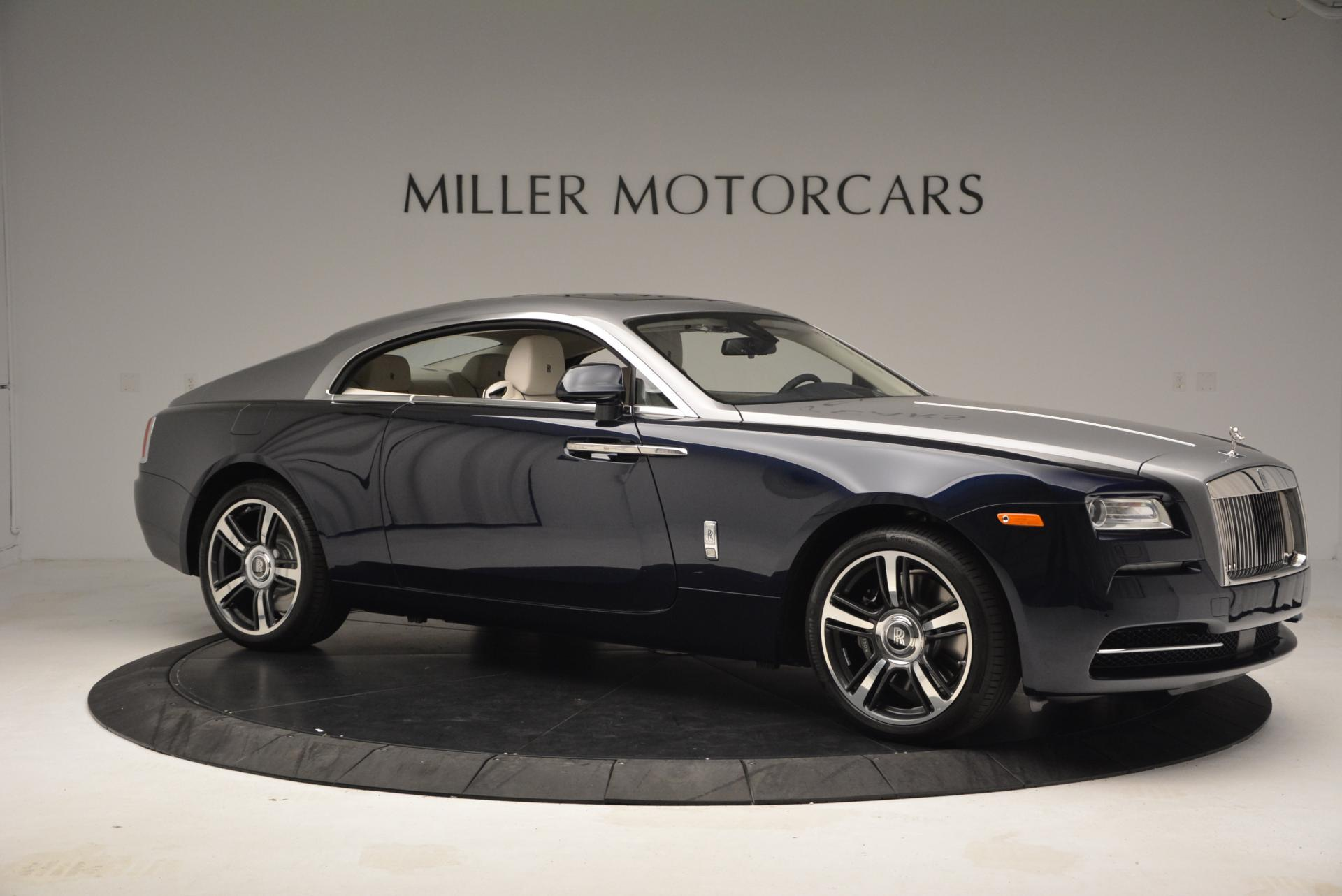 New 2016 Rolls-Royce Wraith  For Sale In Greenwich, CT 213_p10