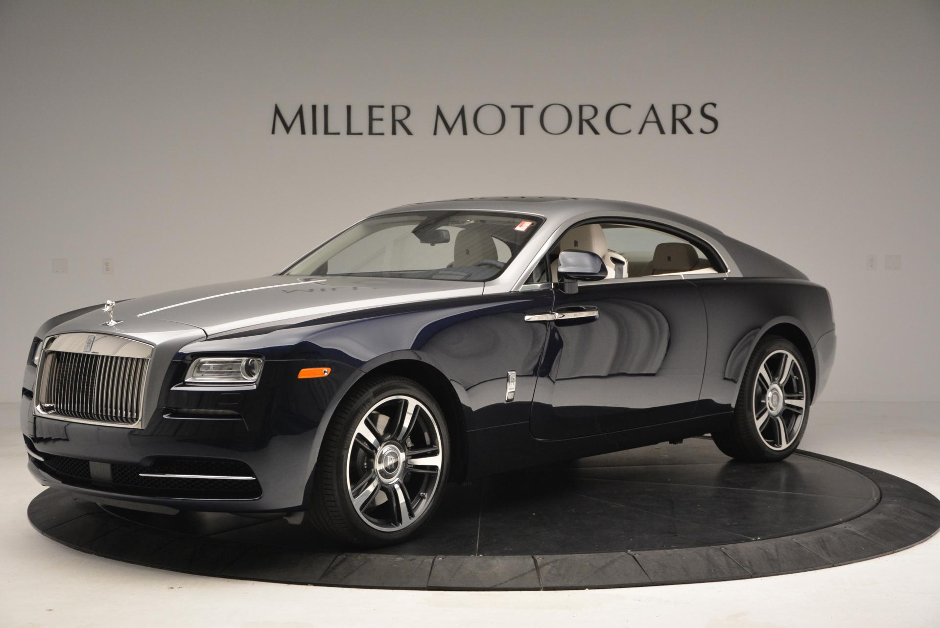 New 2016 Rolls-Royce Wraith  For Sale In Greenwich, CT 213_p2