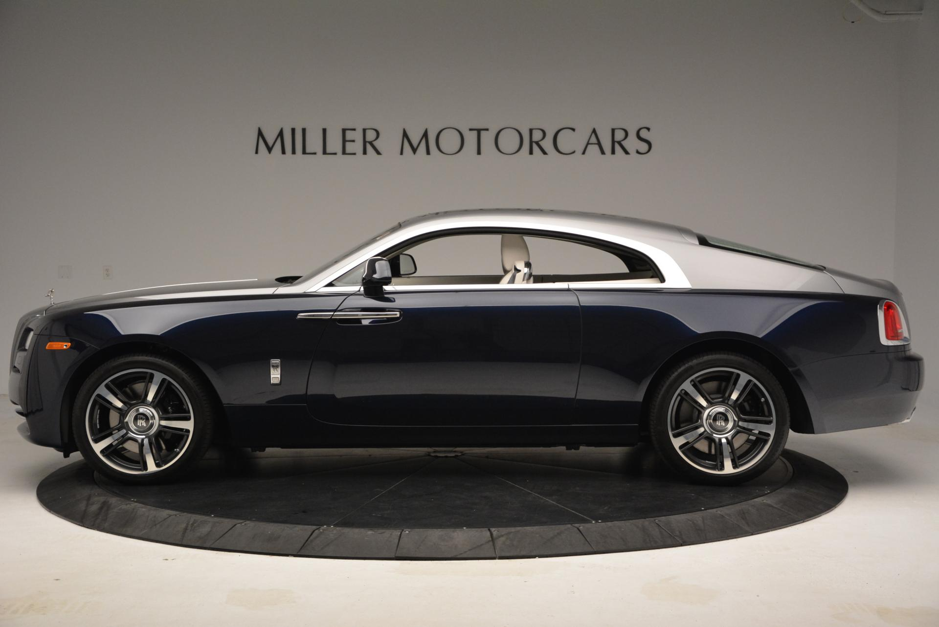 New 2016 Rolls-Royce Wraith  For Sale In Greenwich, CT 213_p3