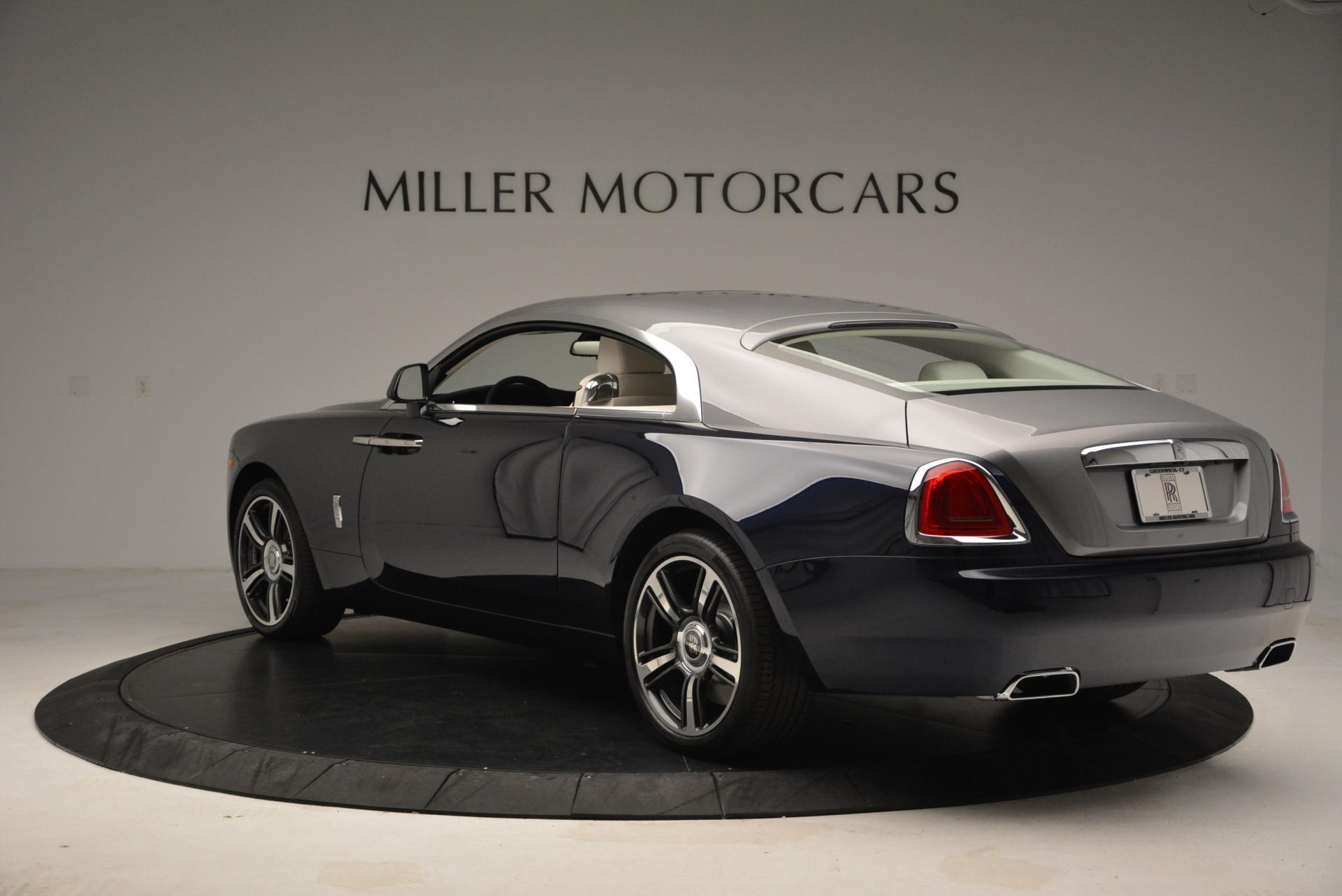 New 2016 Rolls-Royce Wraith  For Sale In Greenwich, CT 213_p4