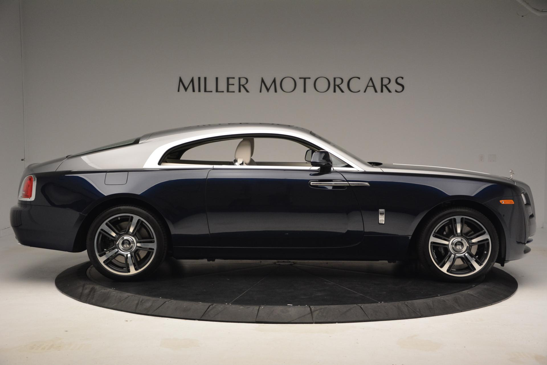 New 2016 Rolls-Royce Wraith  For Sale In Greenwich, CT 213_p8