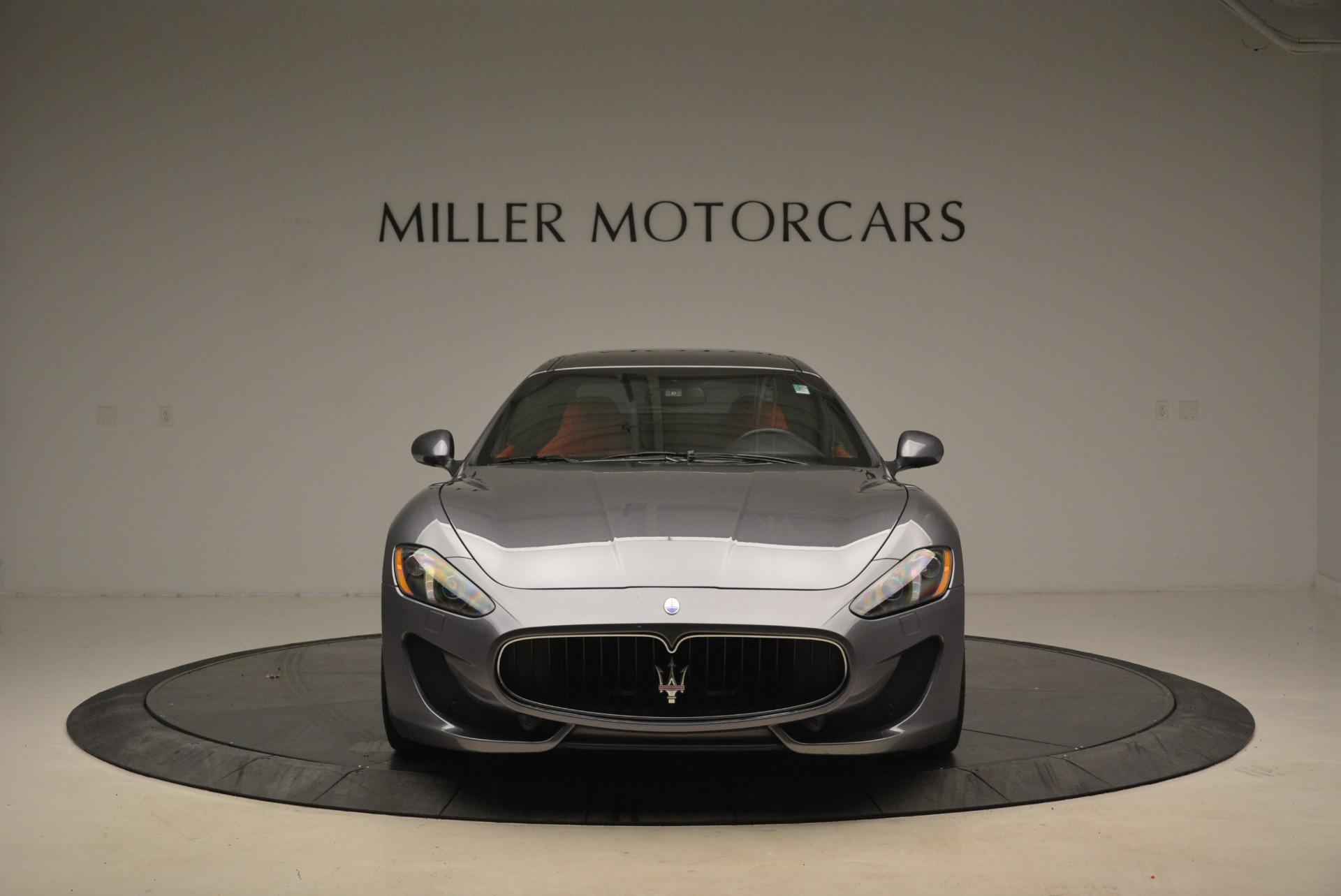 Used 2014 Maserati GranTurismo Sport For Sale In Greenwich, CT 2131_p10